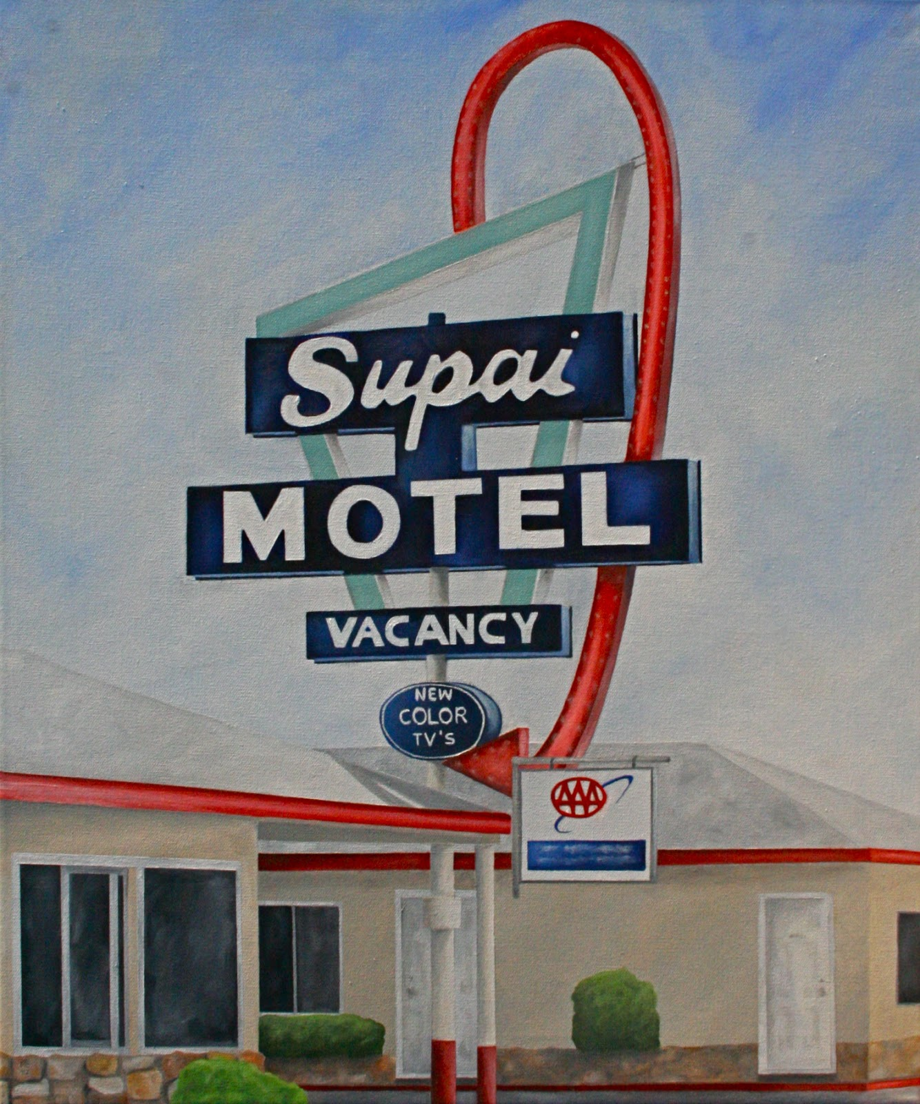 Mid2Mod: Mid-century motels