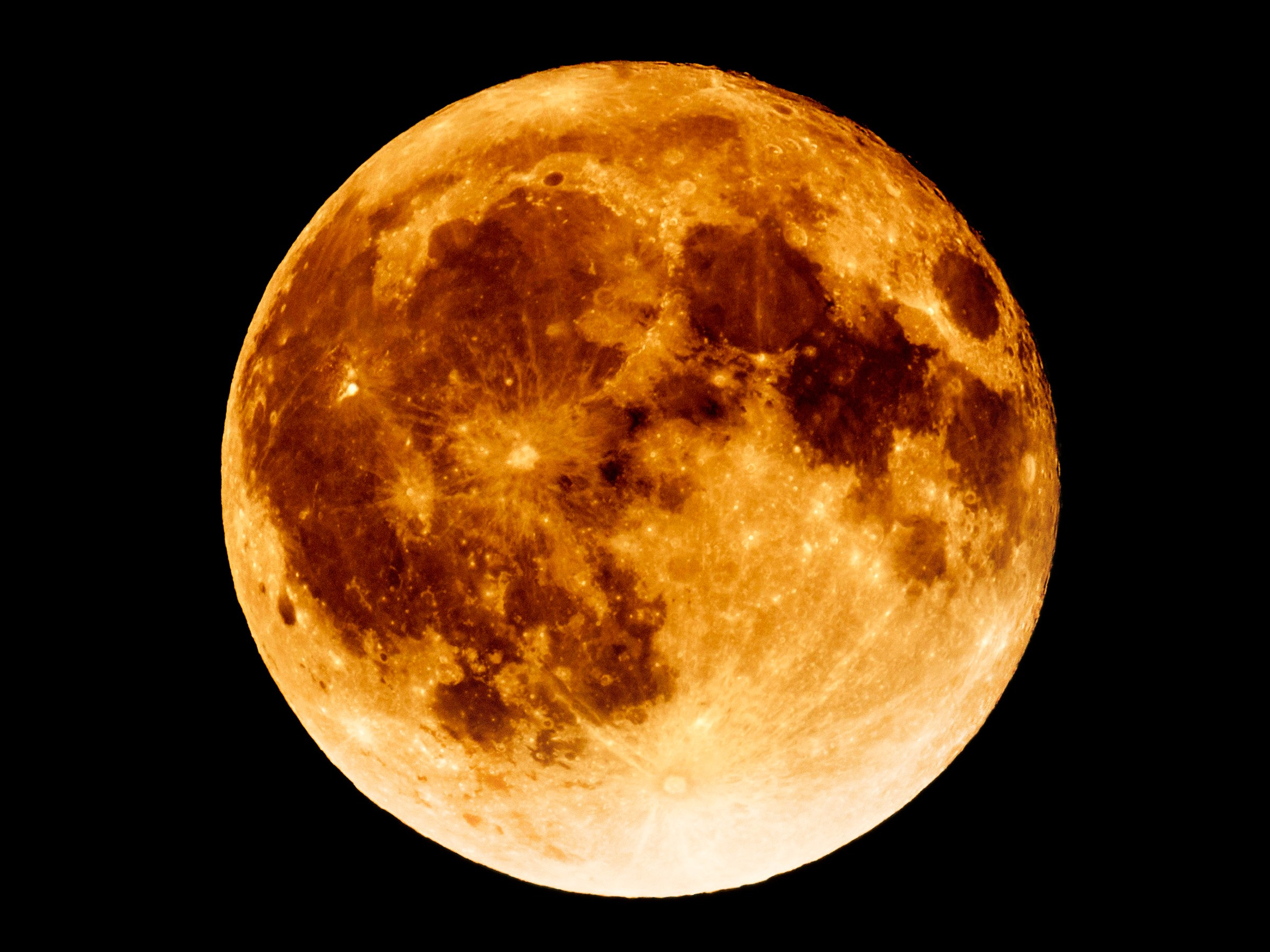 Don't Call It a Blood Moon. Or Supermoon. Or Blue Moon | WIRED