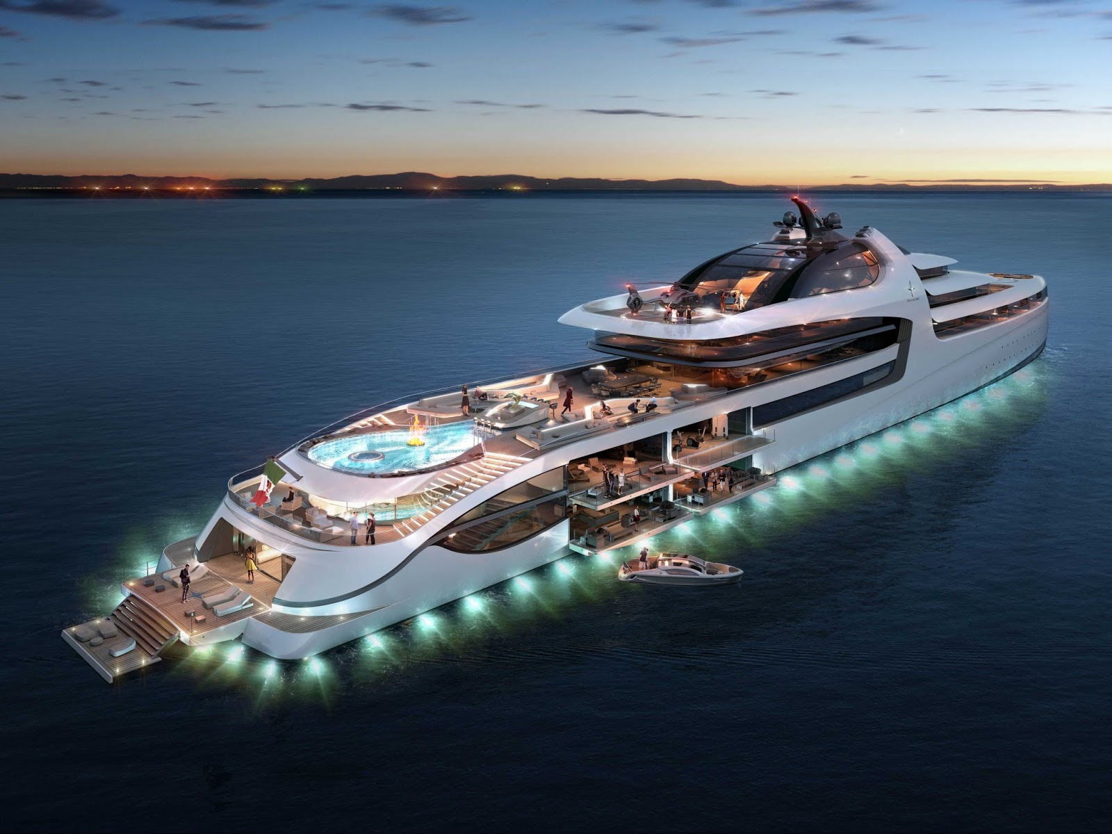 The Most Extraordinary Superyachts in the World | Zodiac