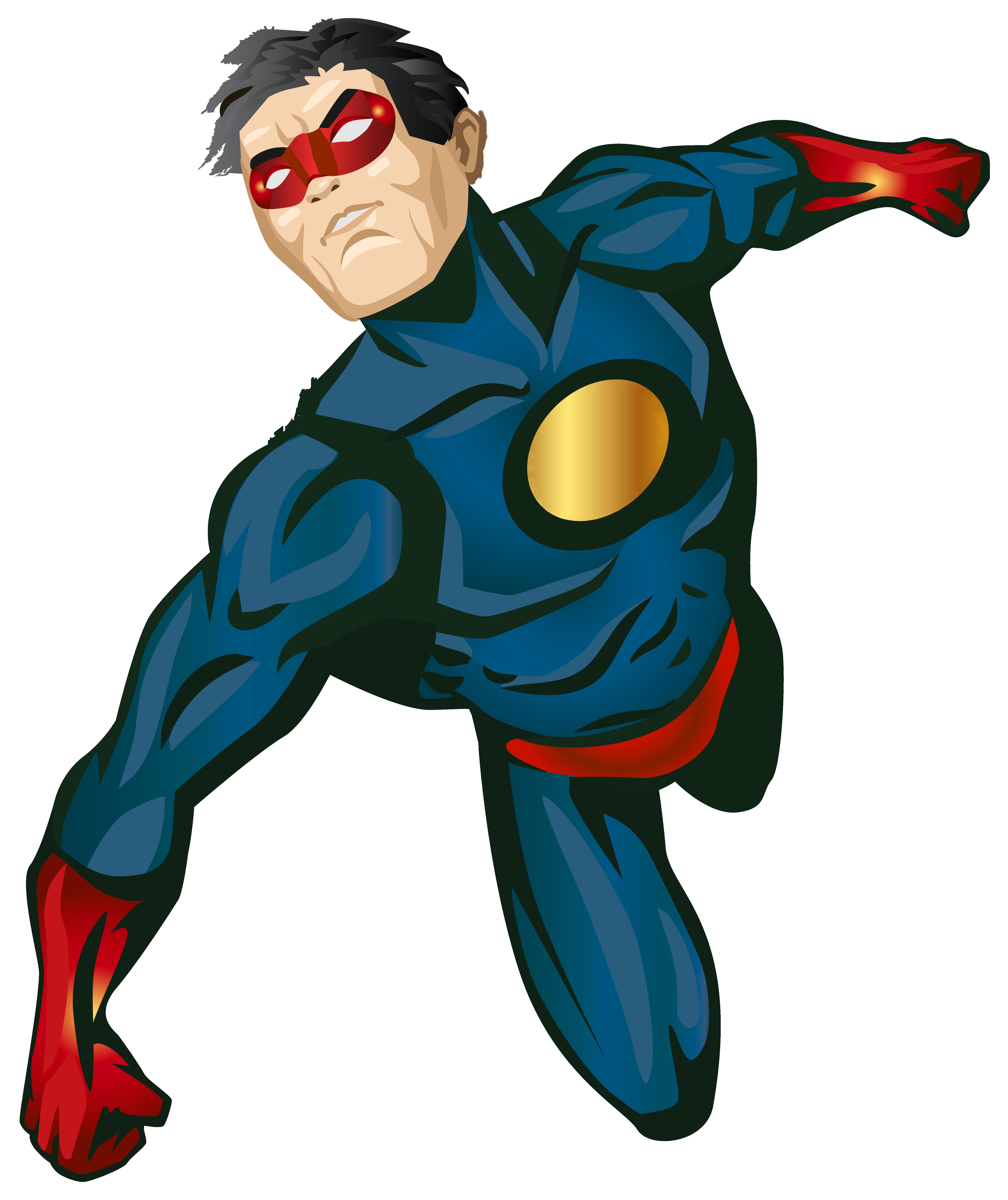 Super Hero PNG Clip Art - Best WEB Clipart
