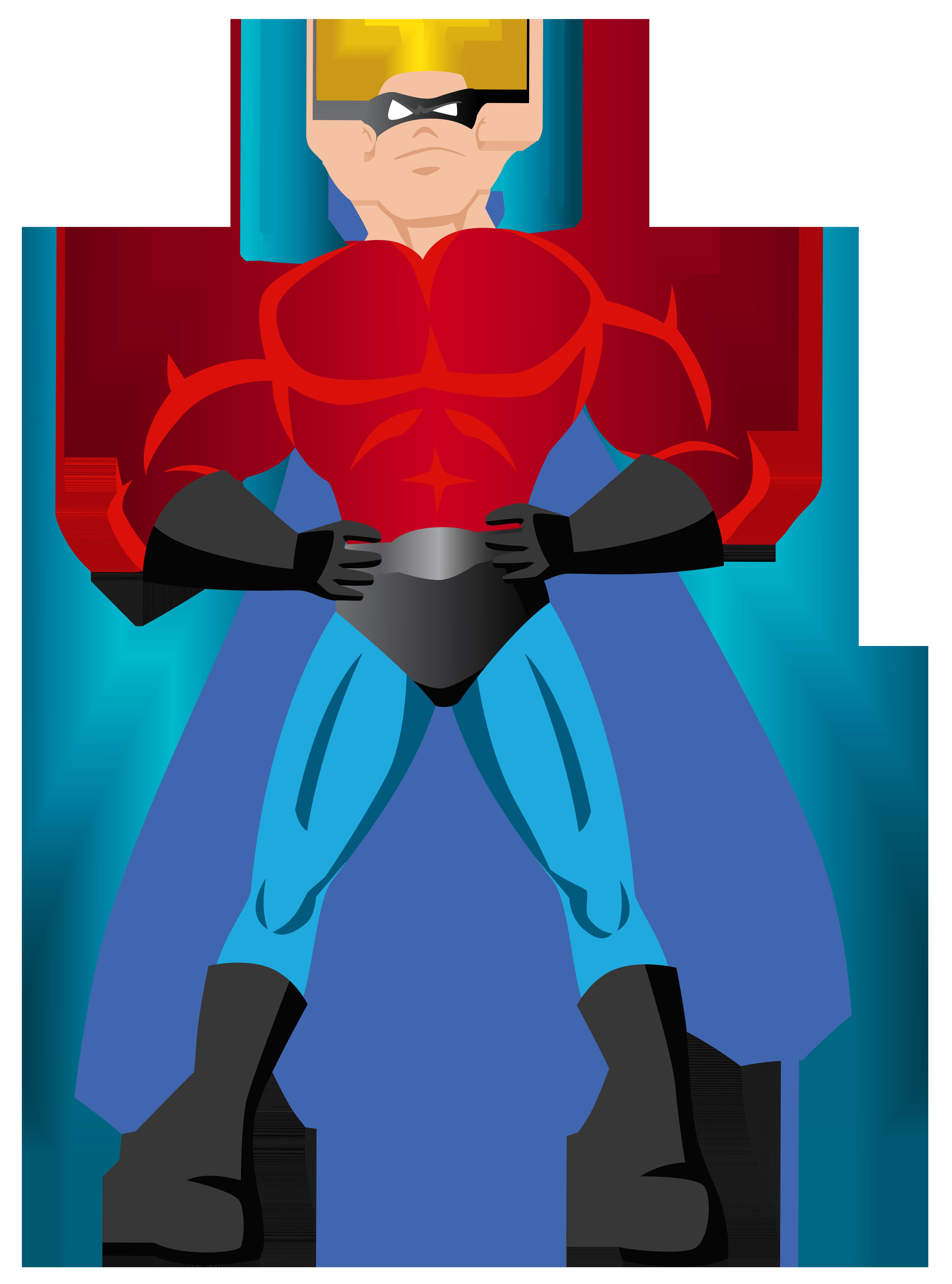 Superhero PNG Clip Art - Best WEB Clipart