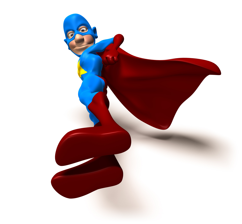 Superhero, 3d, Human, Toughness, Superman, HQ Photo