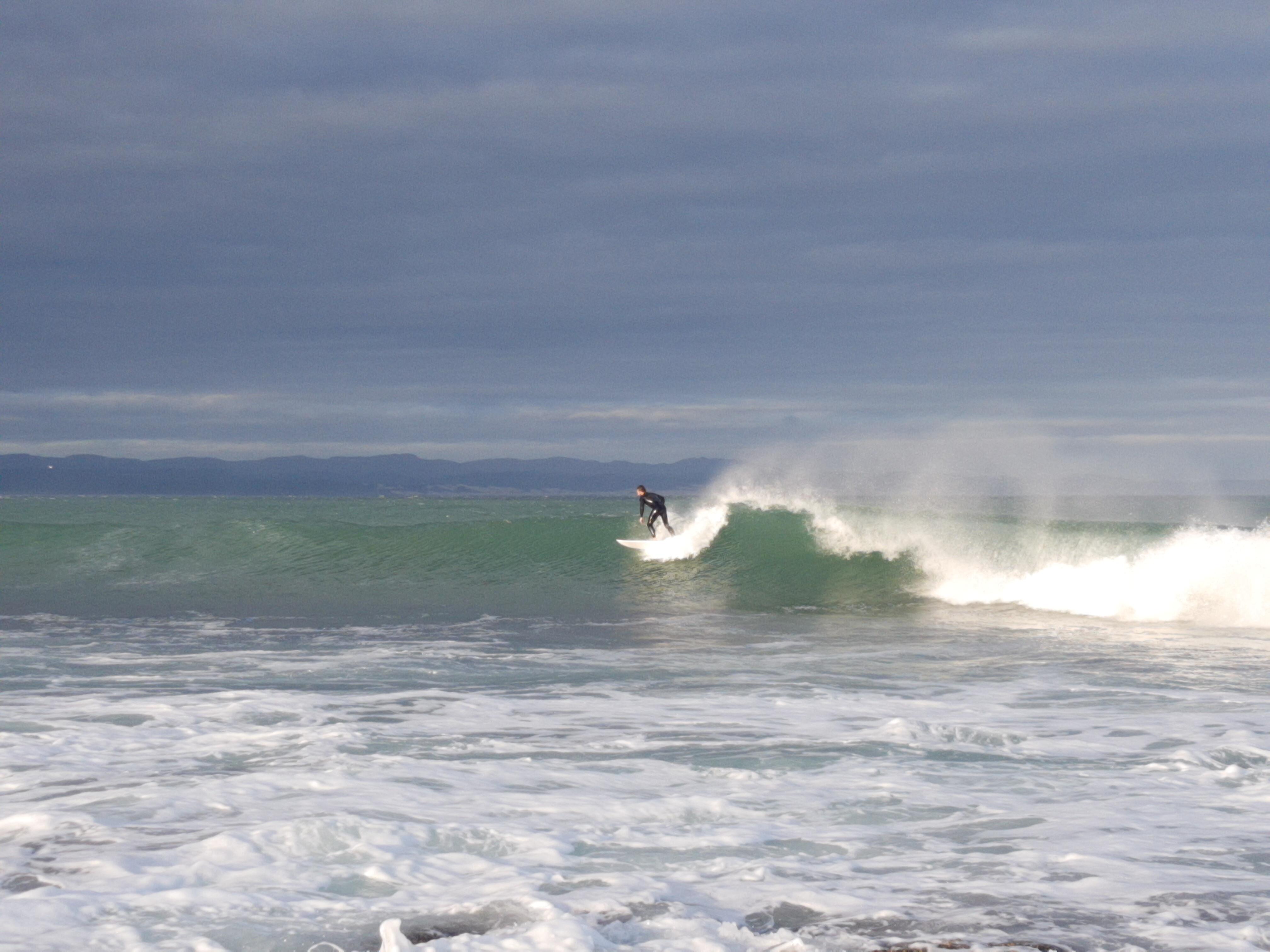 Surfen in