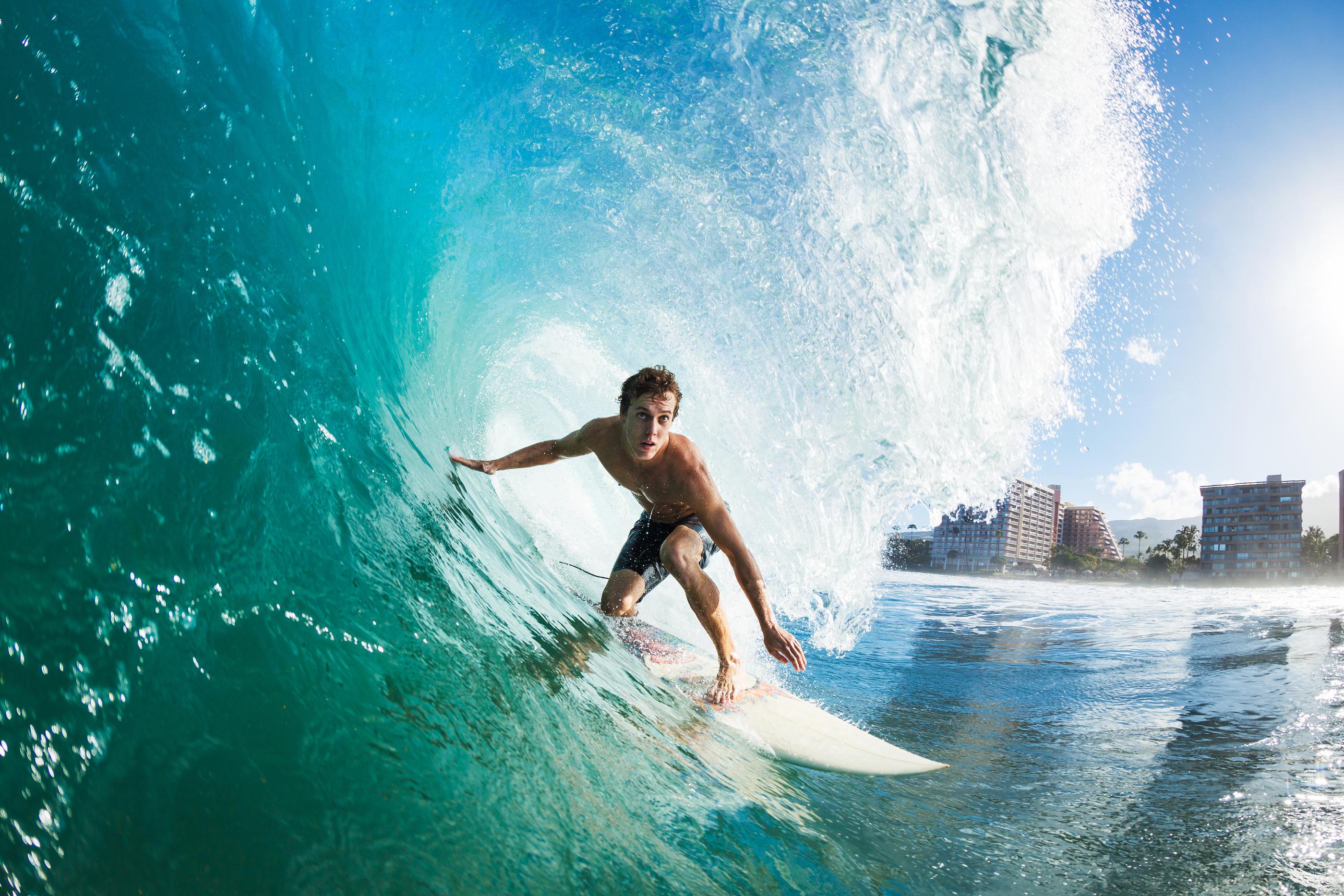 Free Photo Surfer Water Surf Sport Free Download Jooinn