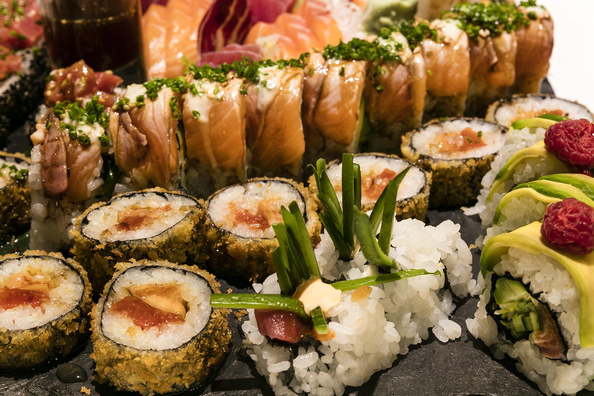 Sushi Restaurant in Baqueira | La Pleta Sushi Restaurant