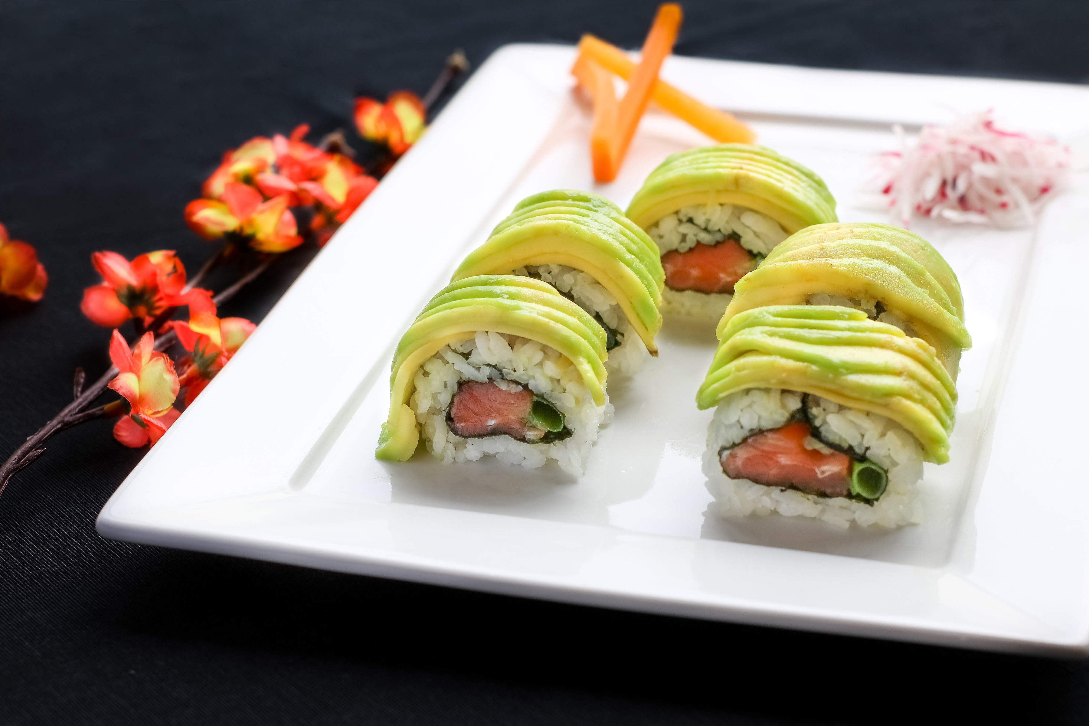 Plate of Sushi Free Photo – Foodie Factor