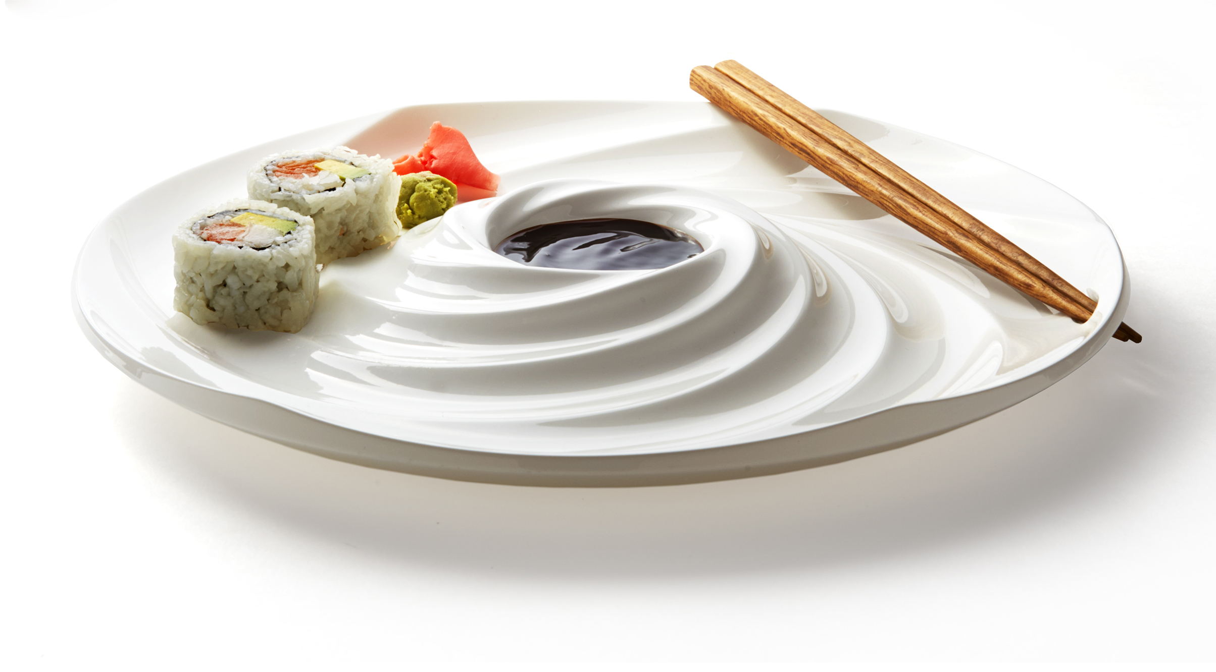 Typhoon Sushi plate by Scott Henderson – MOCO LOCO Submissions