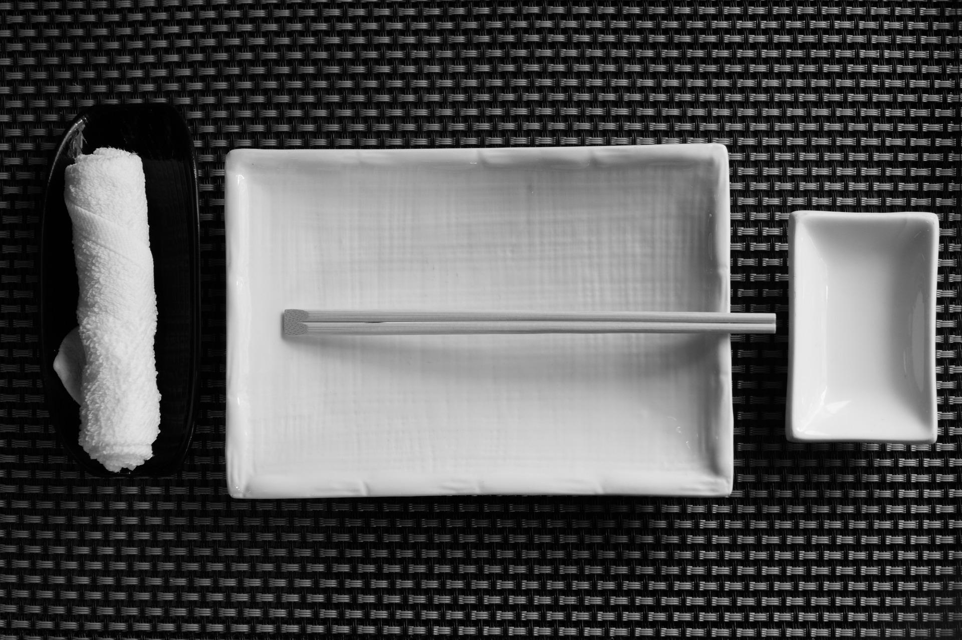 Sushi Plate, Crockery, Dish, Object, Plate, HQ Photo