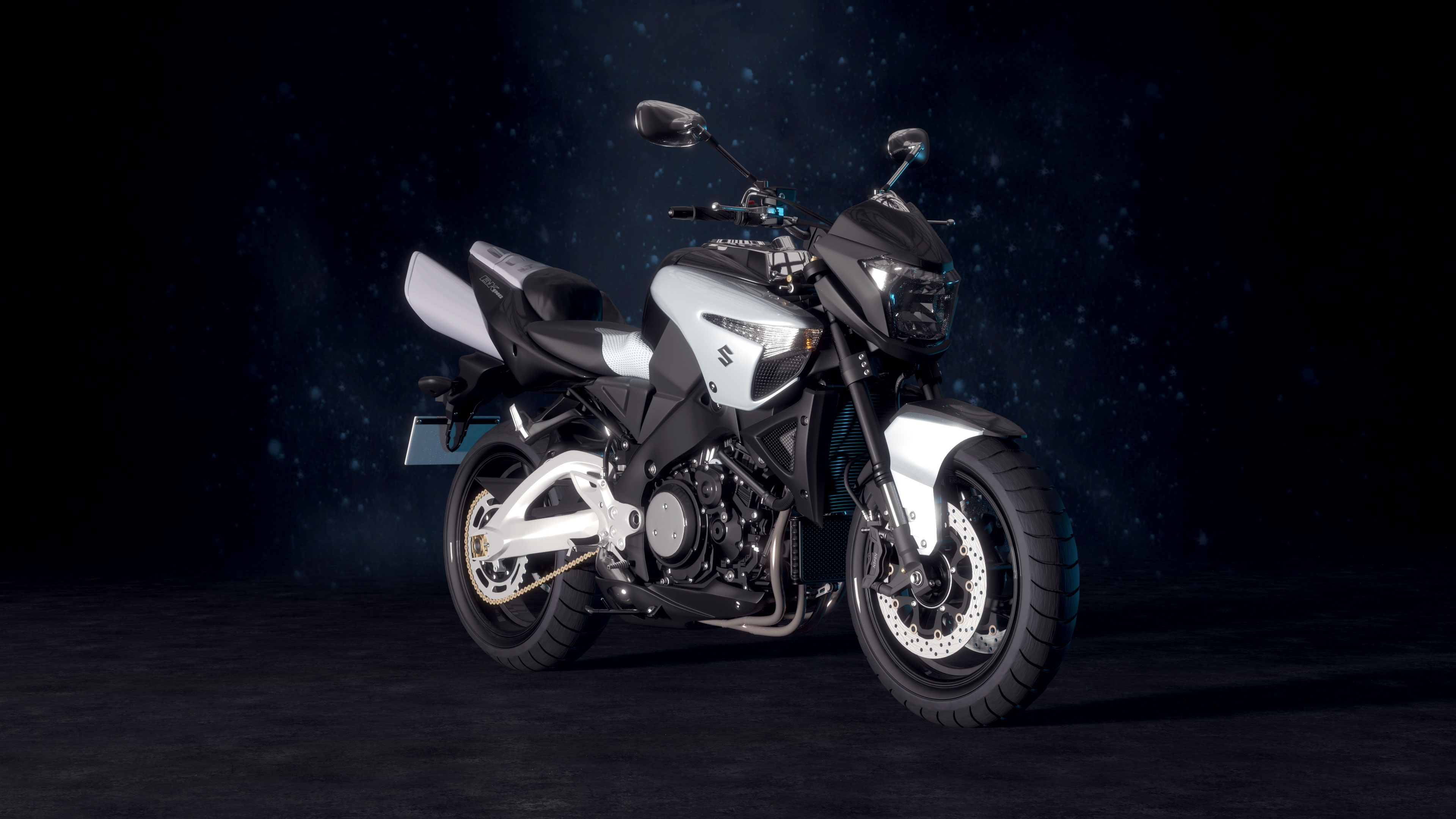 Suzuki Bike, Bike, Motor, Motorbike, Motorcycle, HQ Photo