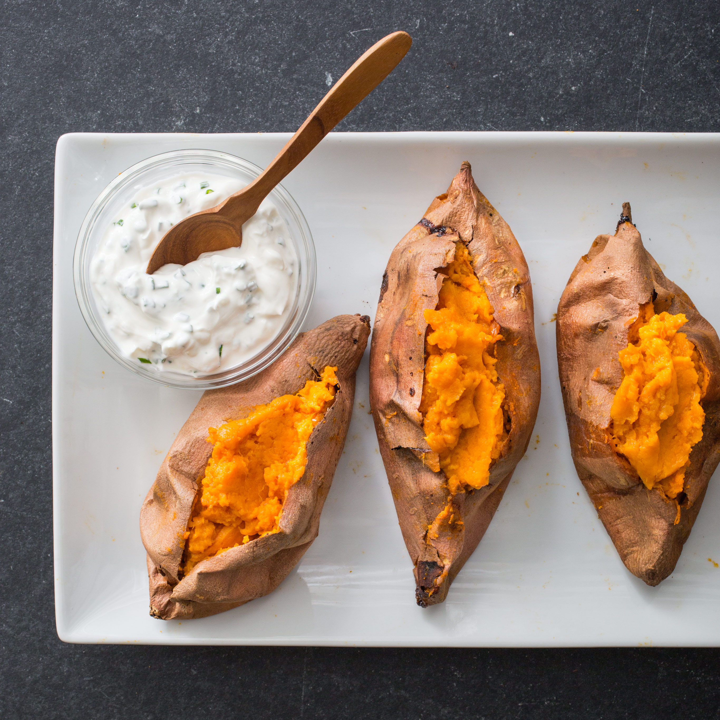 Best Baked Sweet Potatoes | Cook's Illustrated