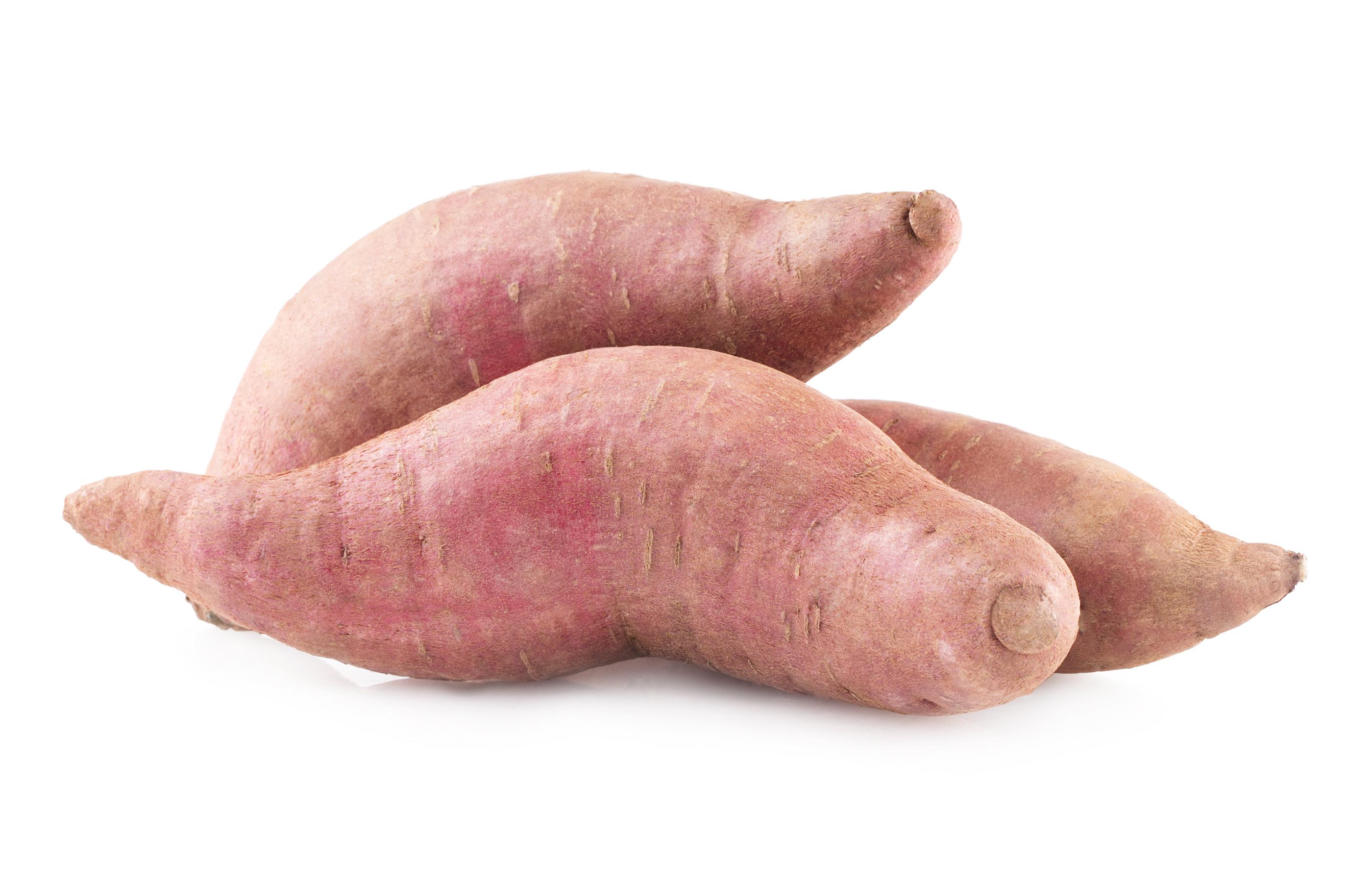 Sweet potatoes photo