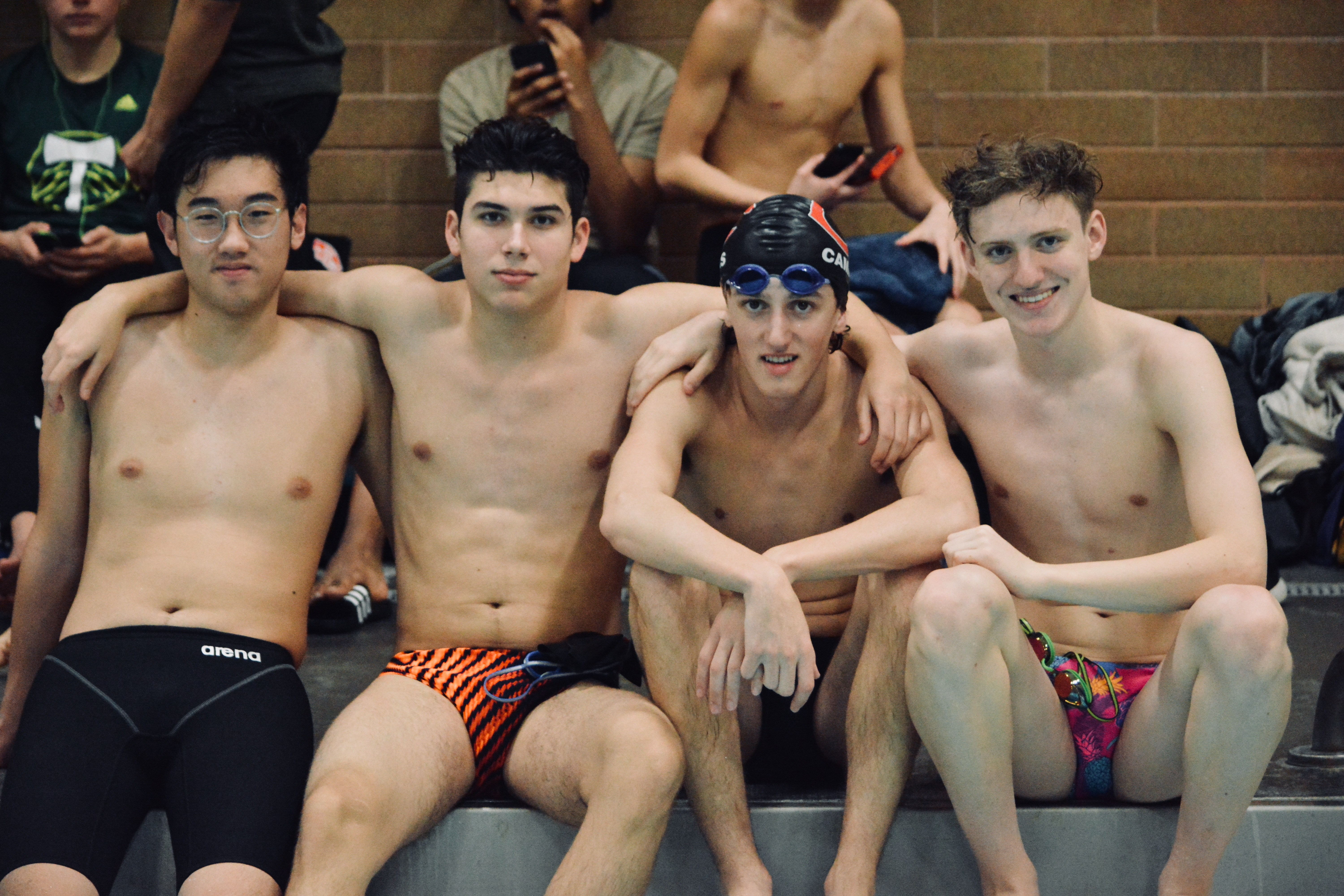 Camas Delivers at Kelso Invitational — Without 10 Swimmers ...