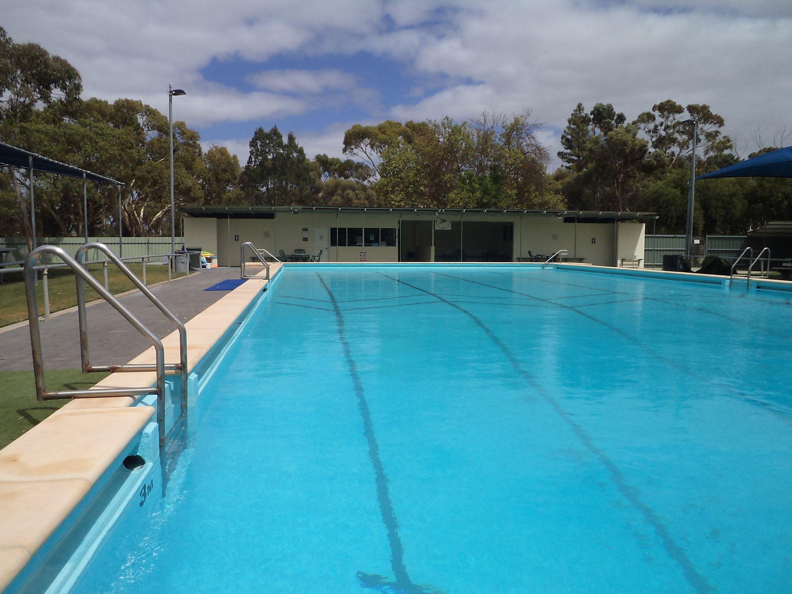Tatiara District Council South Australia Keith Swimming Pool - Homes ...