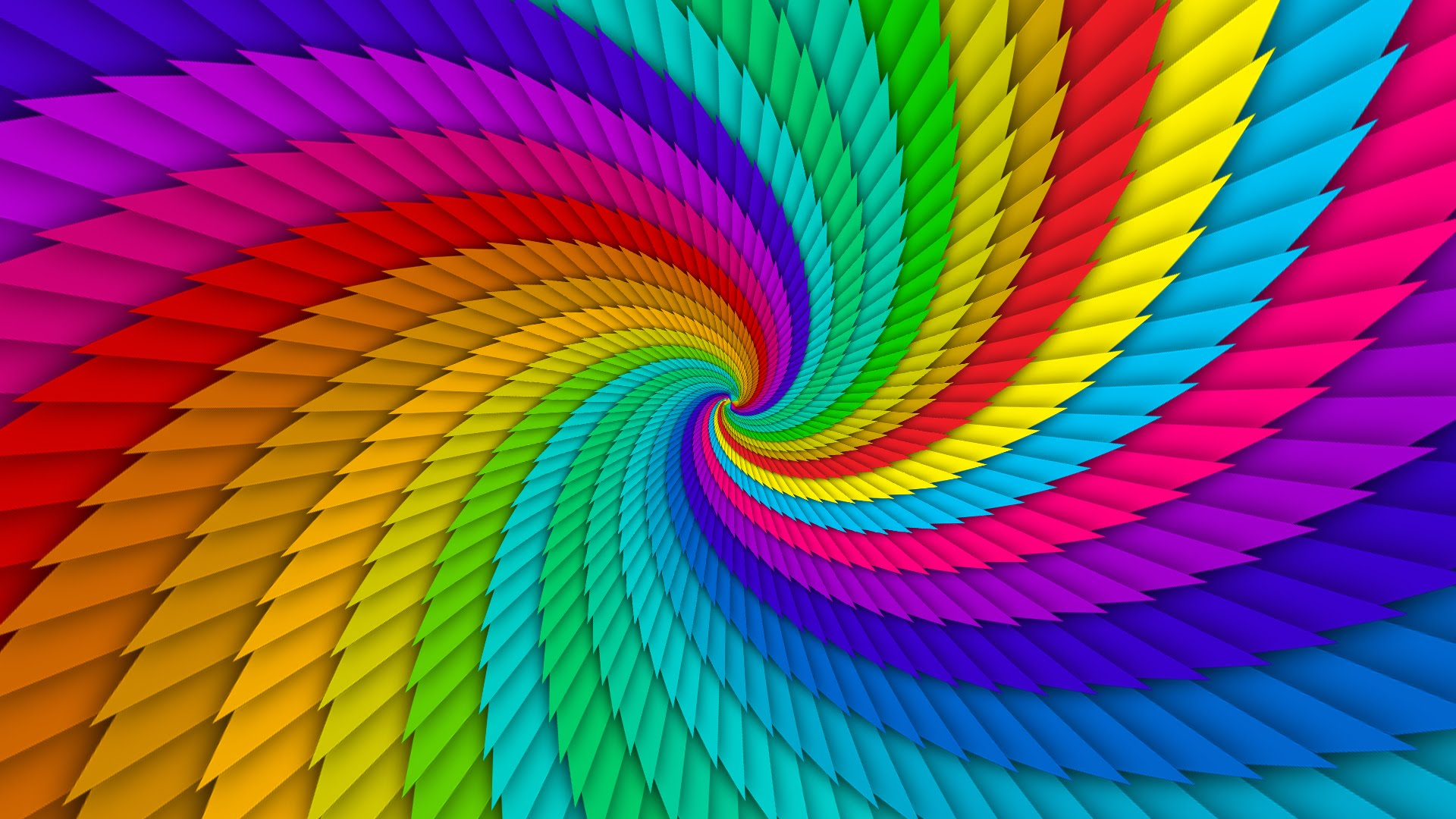 How to create colorful swirl background in adobe Photoshop cc - YouTube