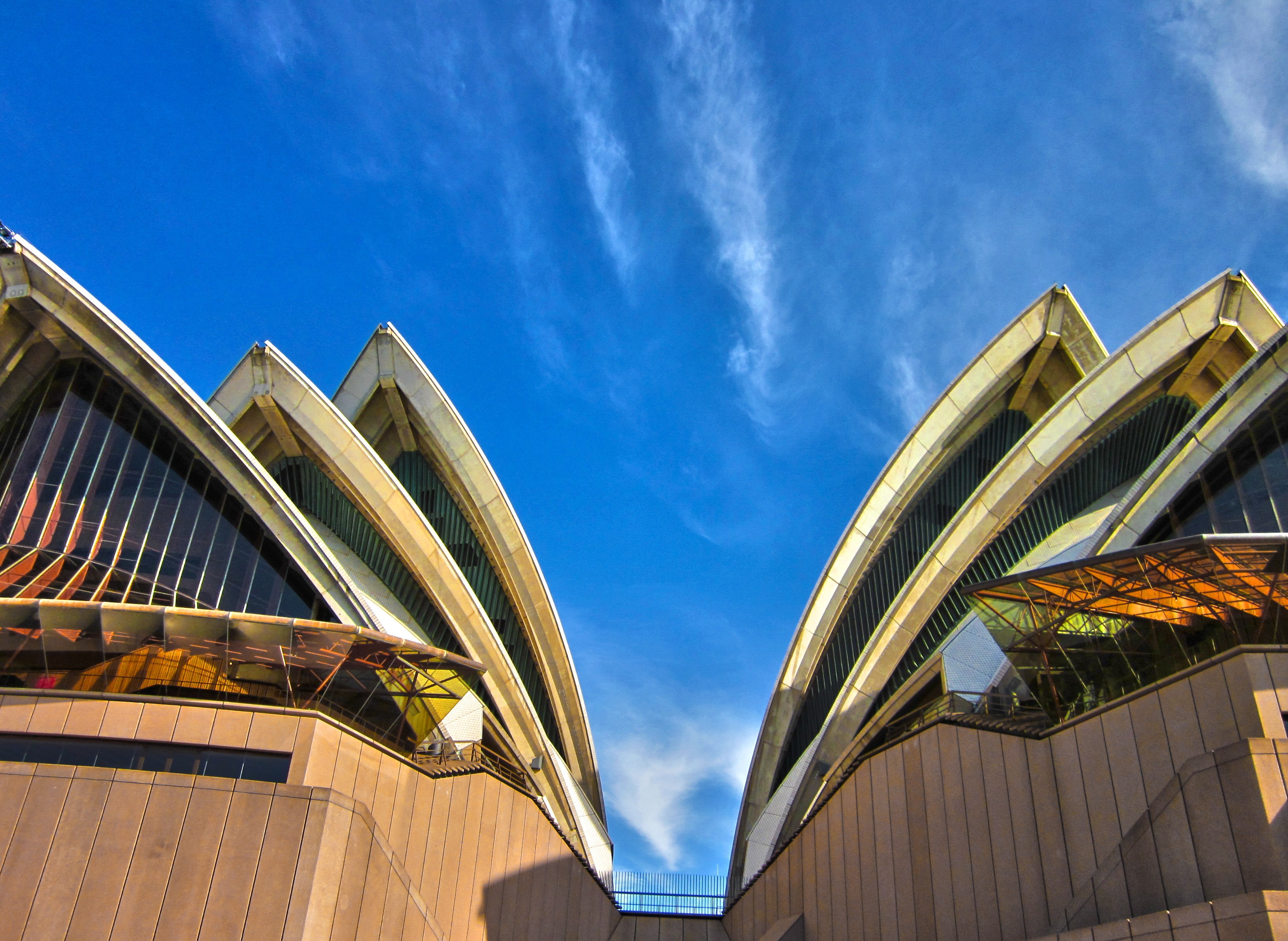 Sydney Opera House, Landmark, Sky, Perspective, Outdoors, HQ Photo