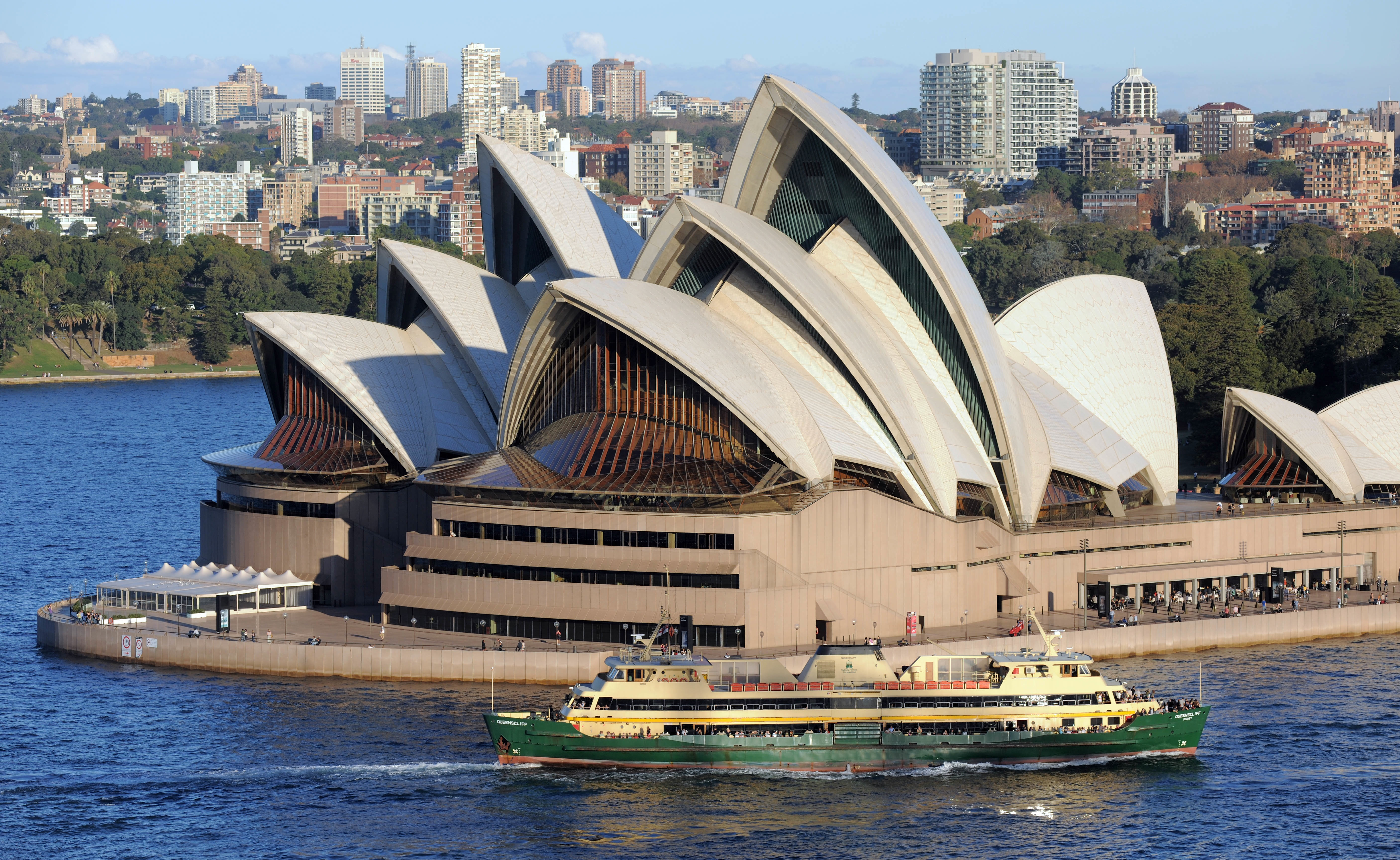 Sydney Opera House | VISIT ALL OVER THE WORLD