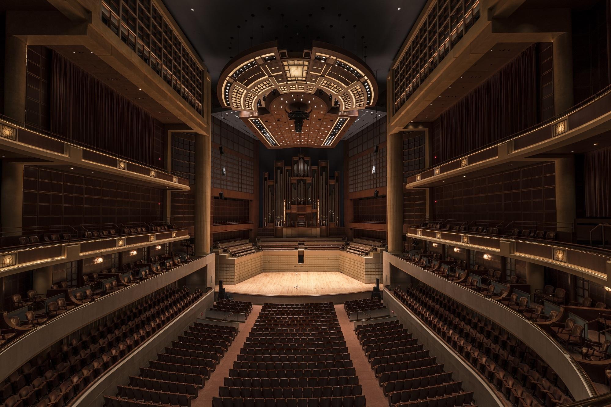 Symphony hall photo