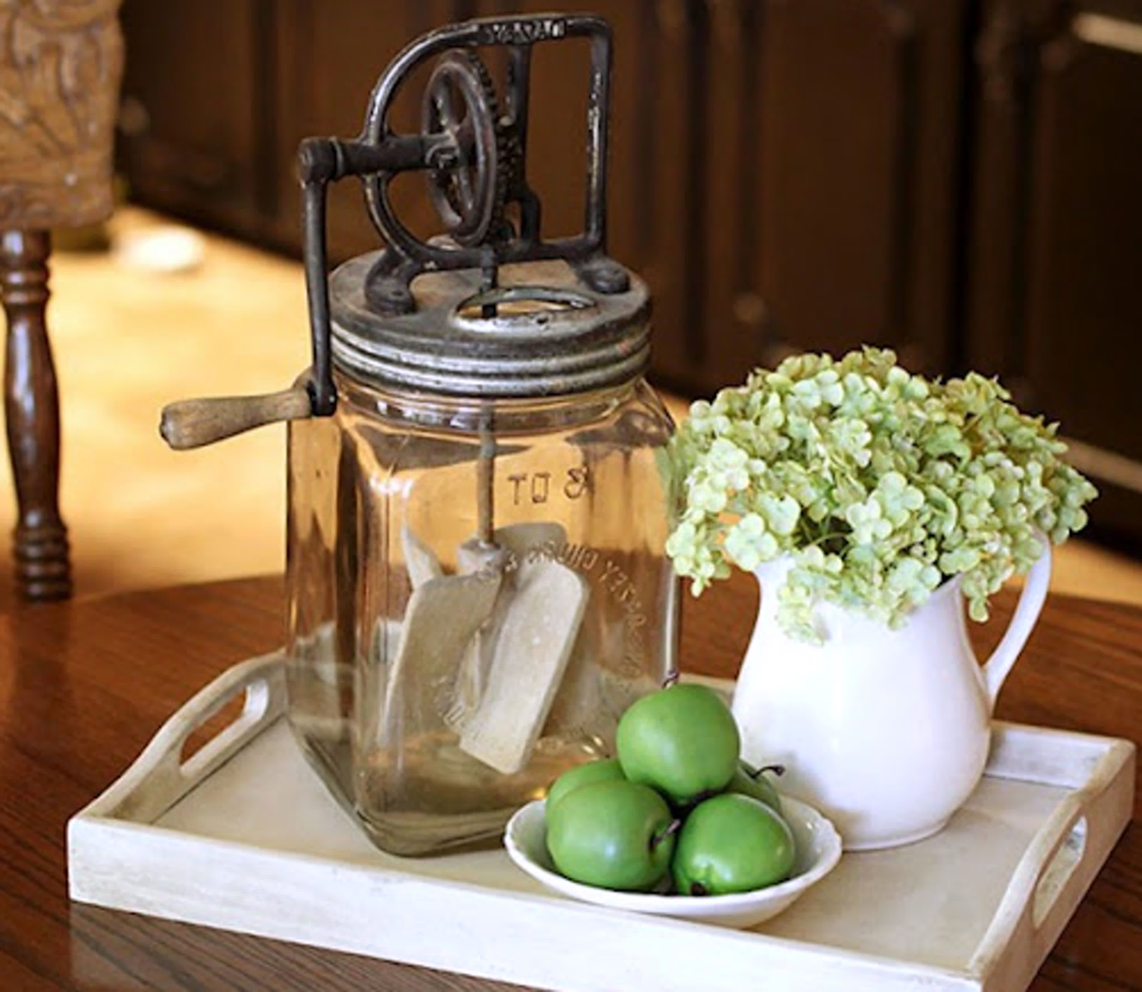 Everyday Kitchen Table Centerpiece Ideas, Everyday Dining Table ...
