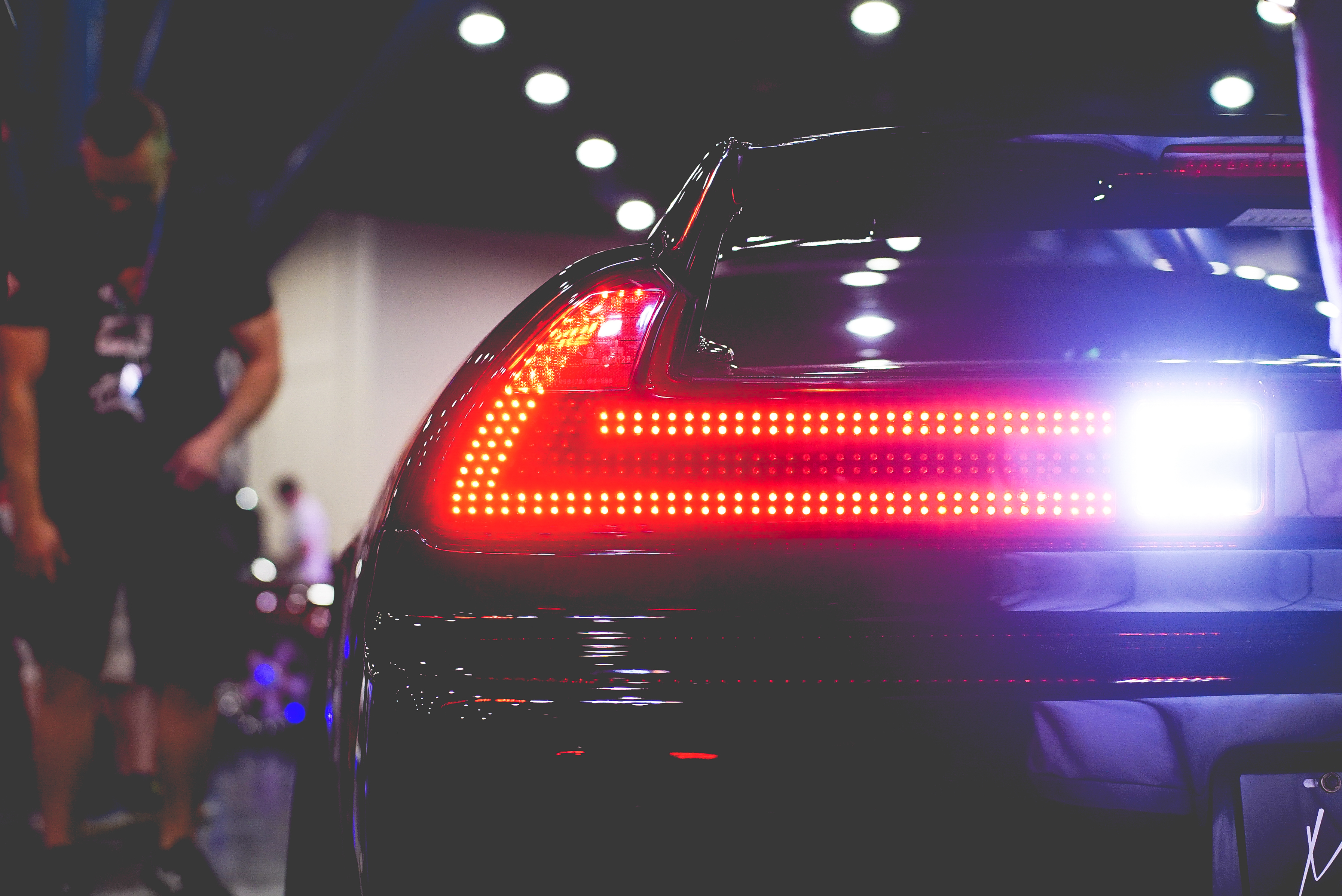 Car Shop GLOW LED Tail Lights for 91-05 NSX   Final Form USA