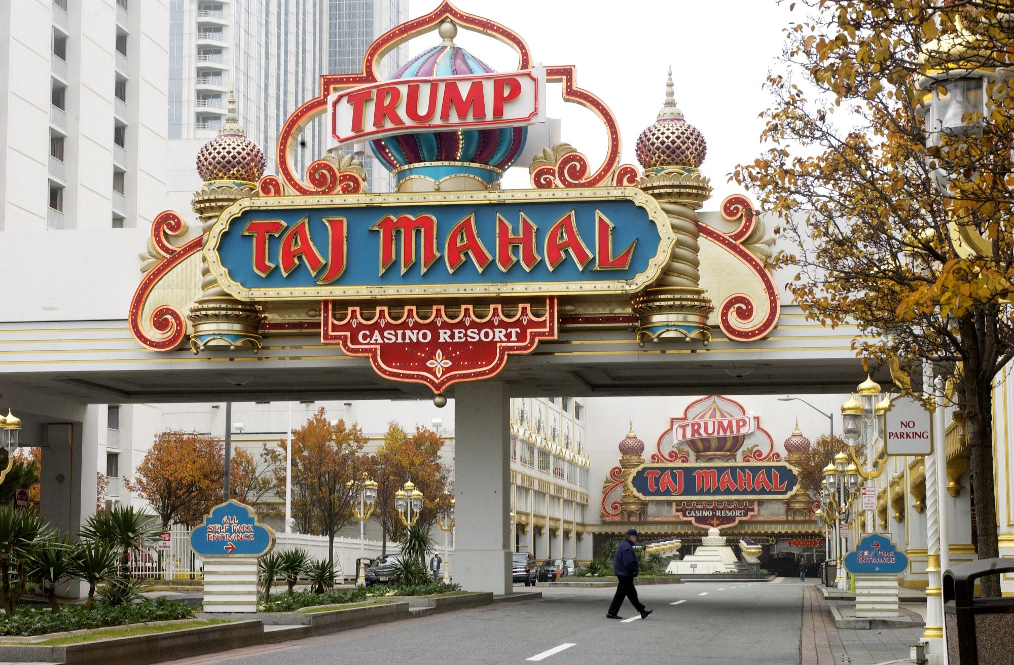 Taj majal casino photo