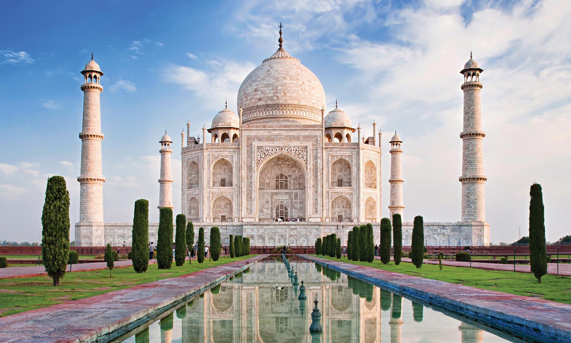 India - Tigers, the Taj Mahal & Marari Beach Extension | Newmarket ...