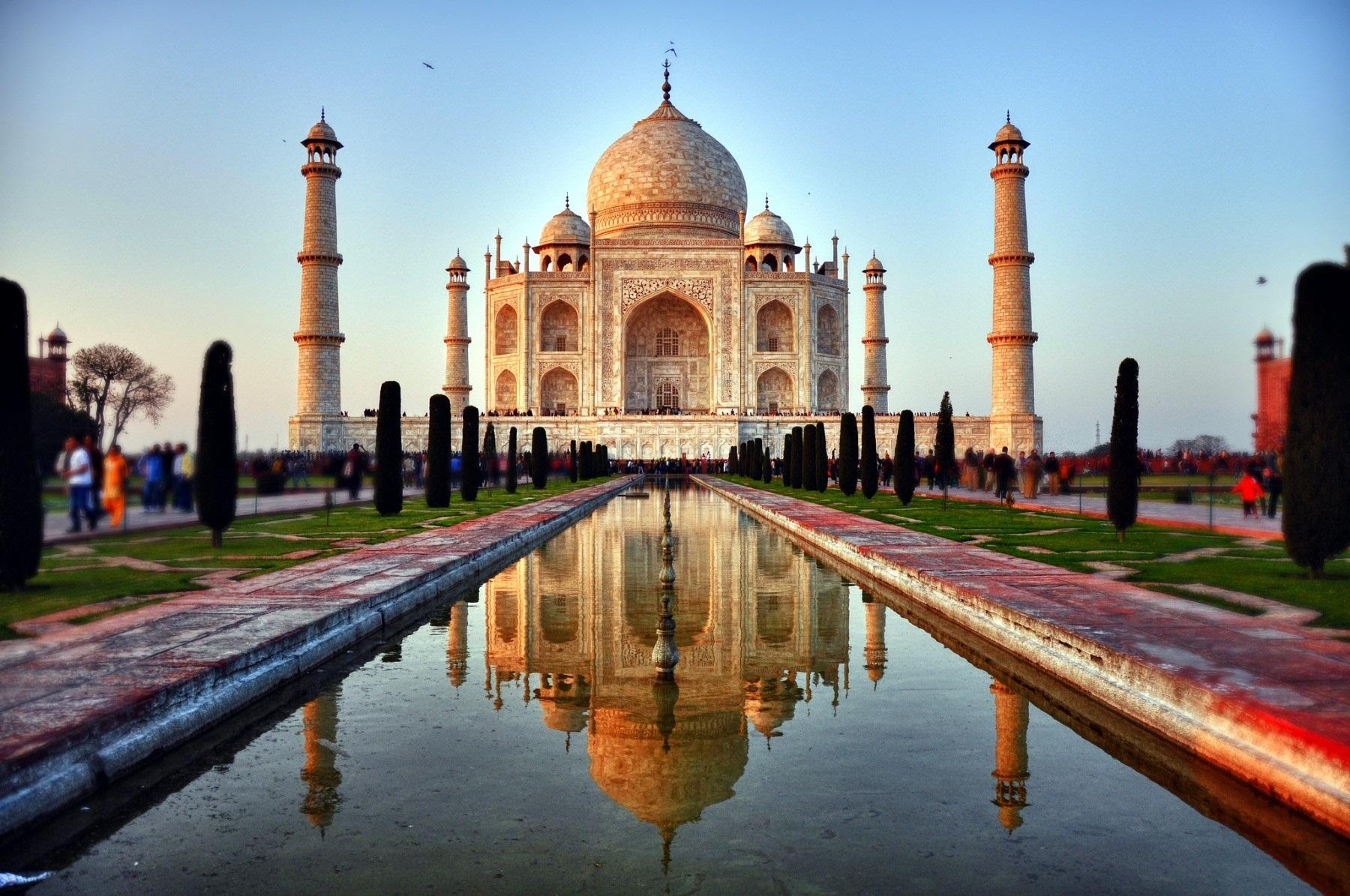 Taj Mahal in India - asiaawesometravel