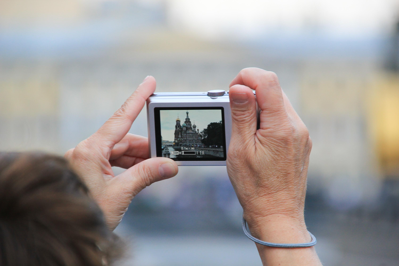 Taking photo of church, Camera, Saint, Urban, Travel, HQ Photo