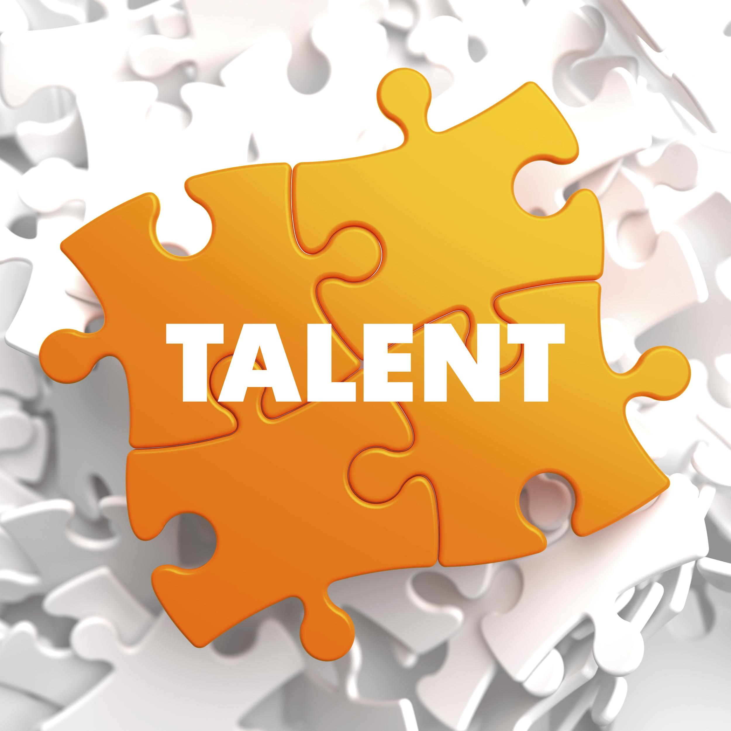 Talented people photo