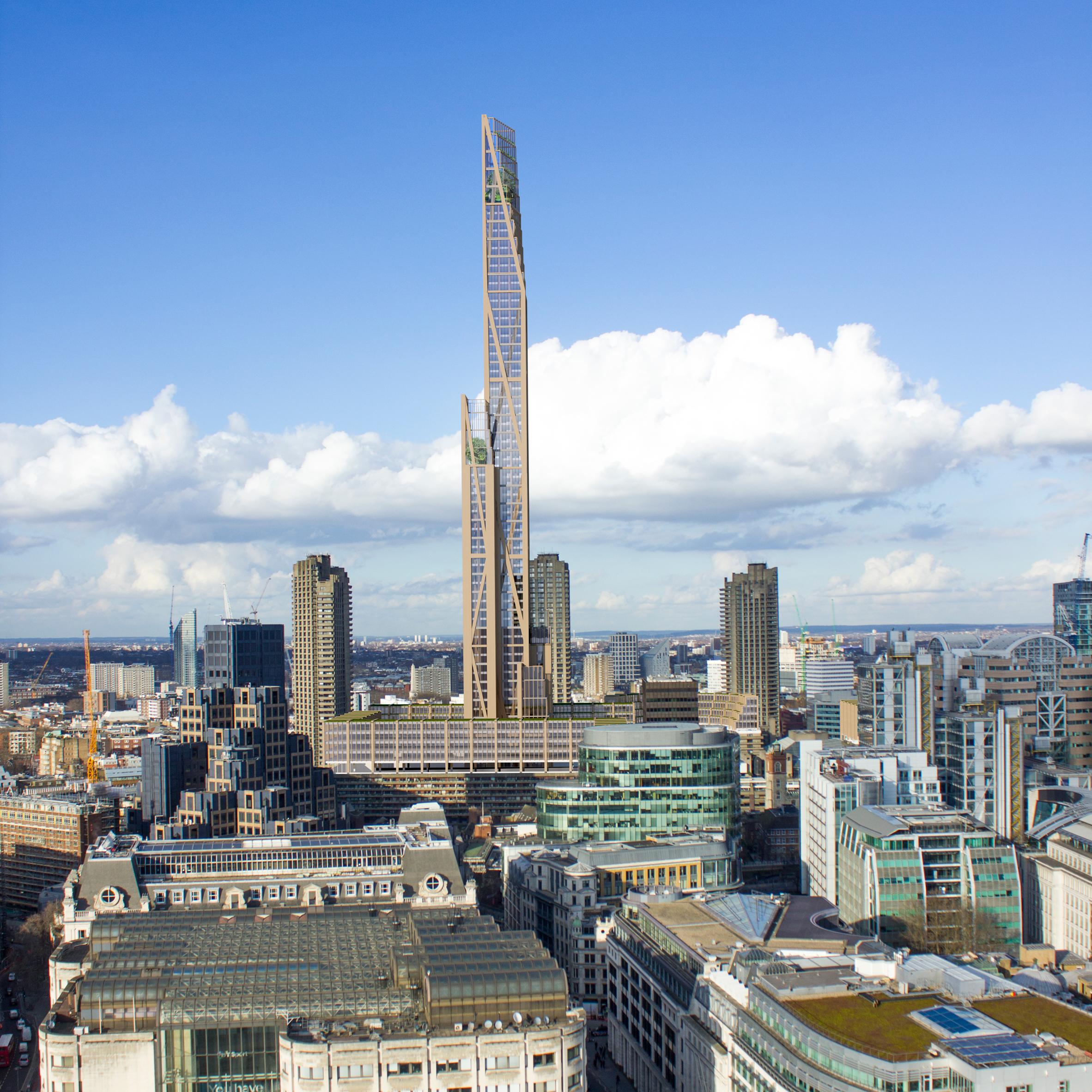 free photo urban buildings giant urban construction free