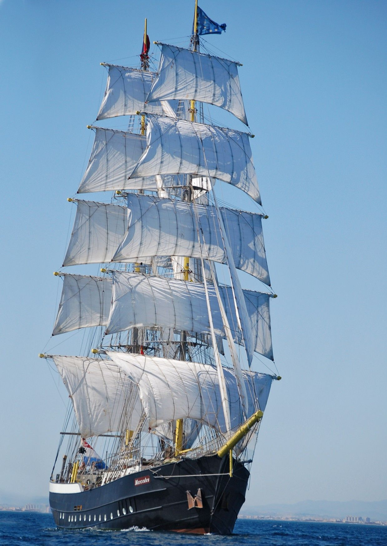 Free photo: Tall ship - Boat, Mast, Old - Free Download ...