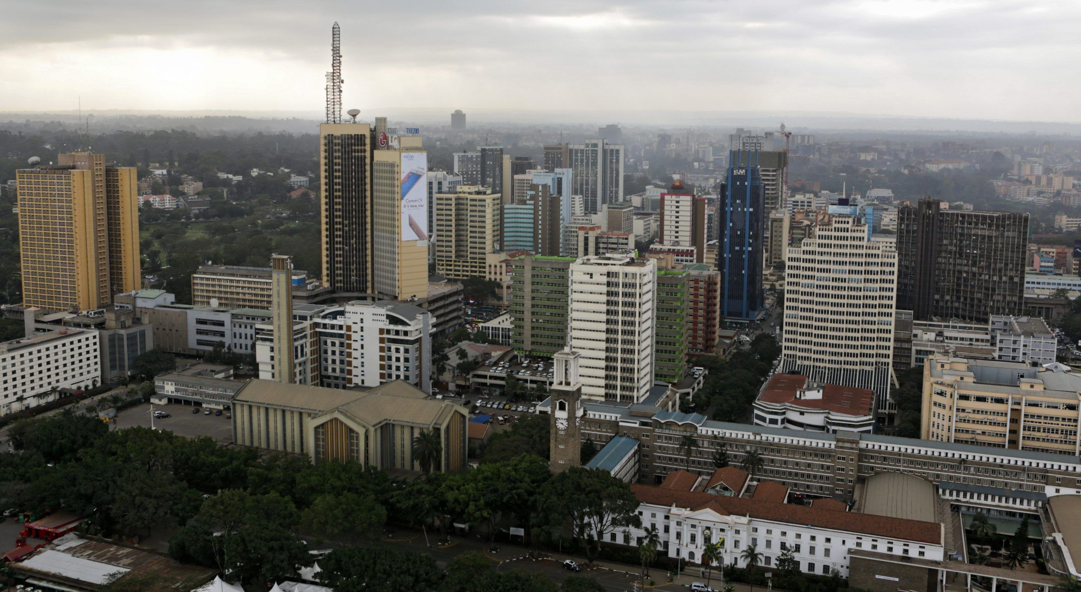 Kenya's government hopes skyscrapers like The Pinnacle, Africa's ...