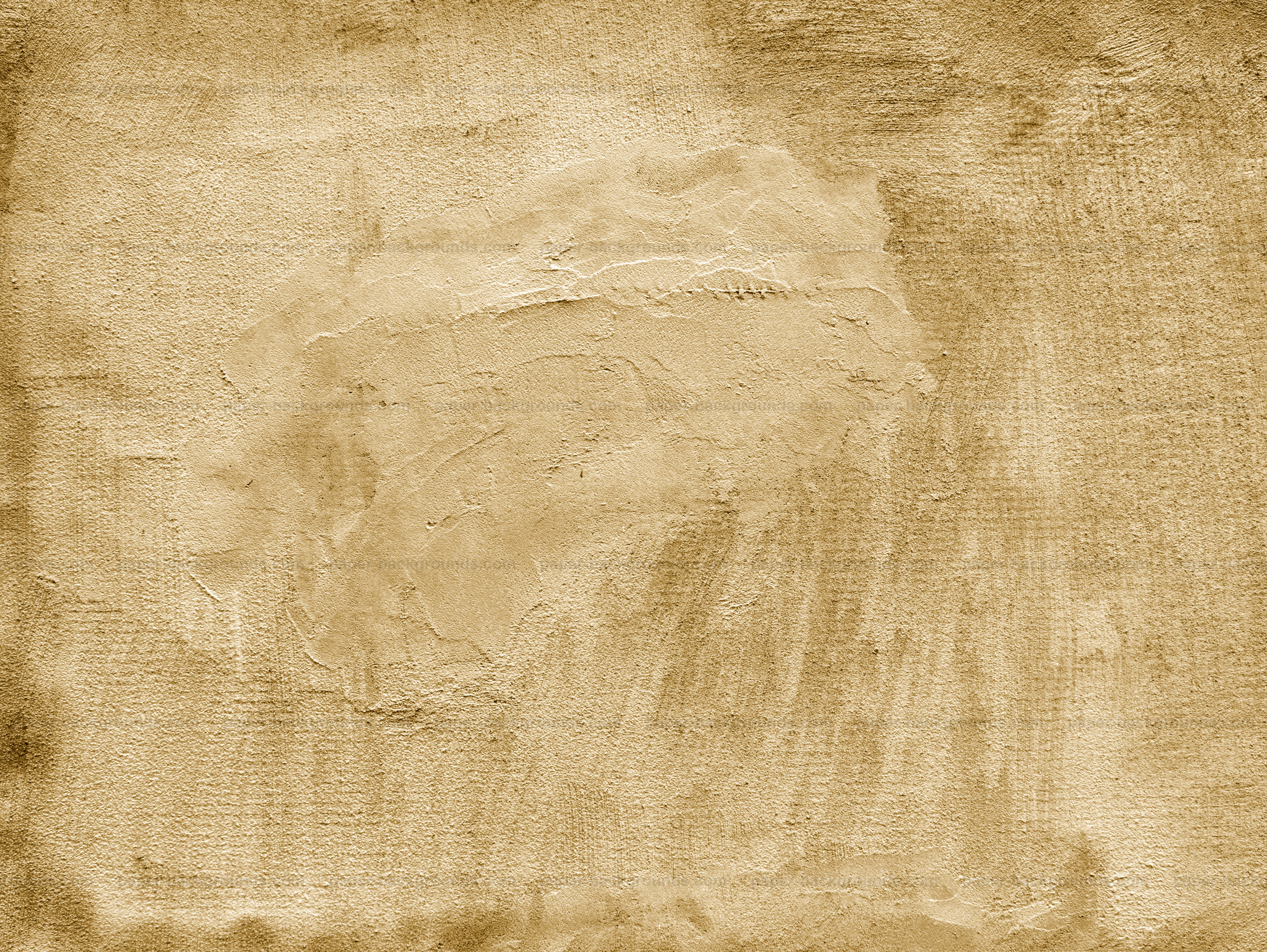 Paper Backgrounds | Brown Concrete Wall Background Texture