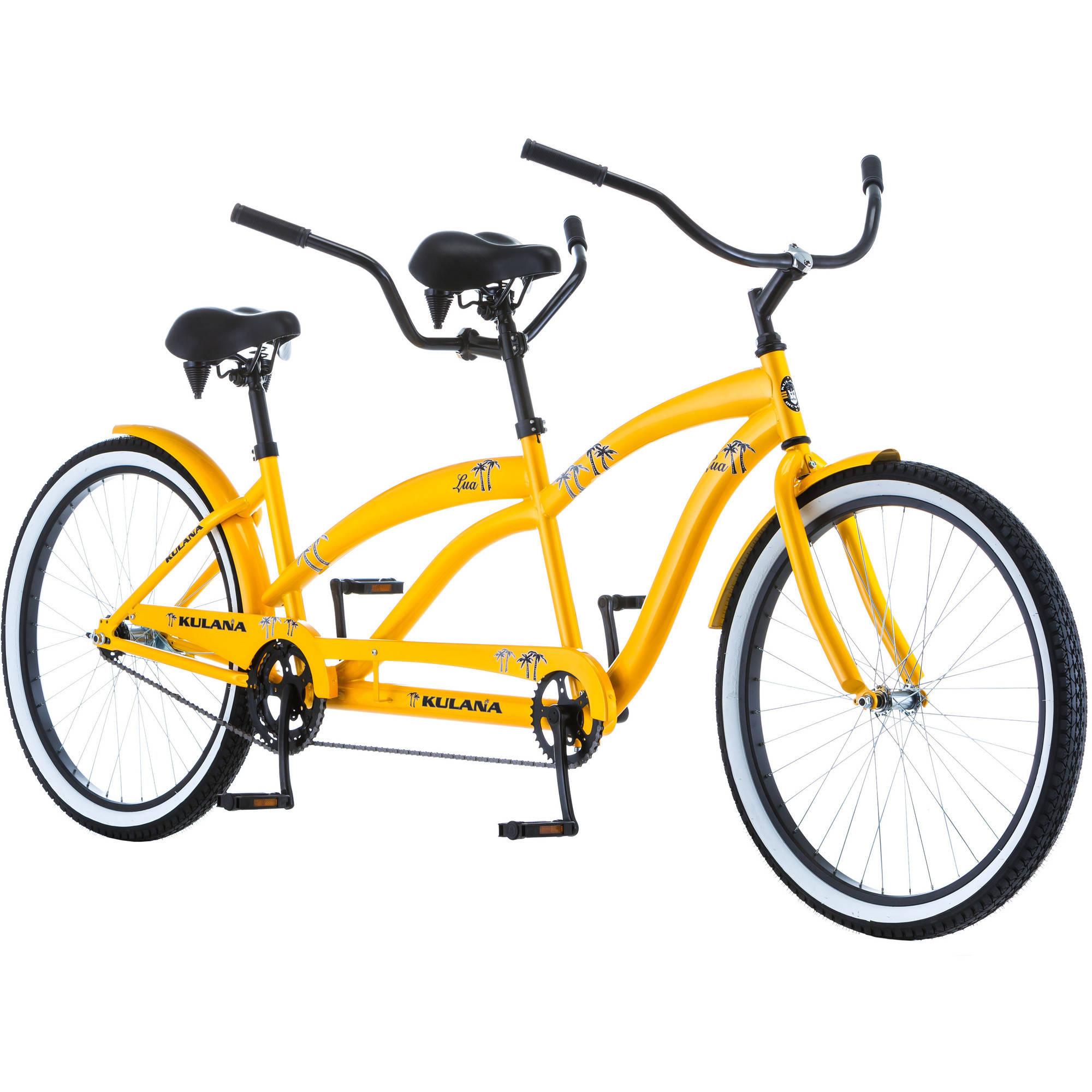 Yellow cycle photo