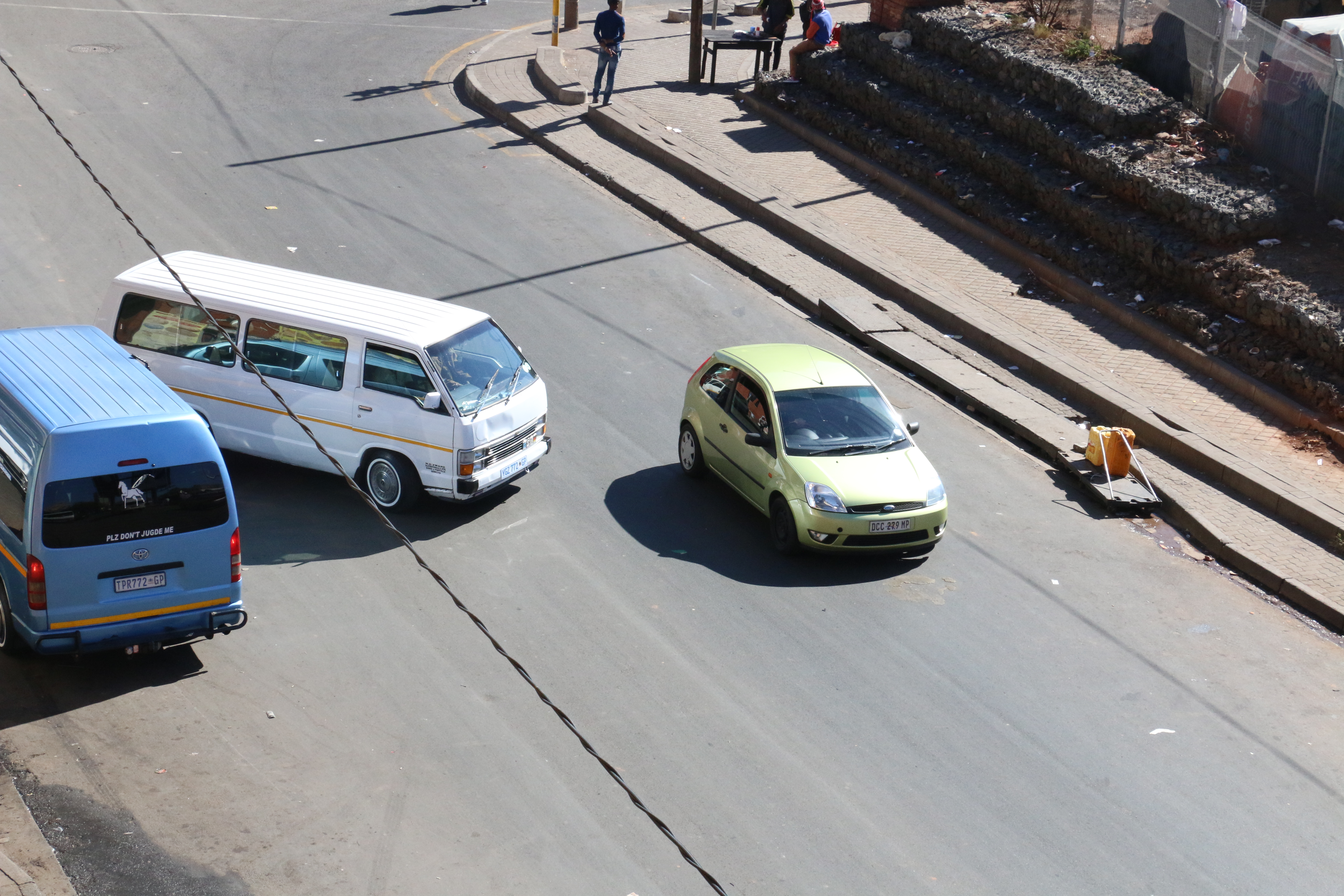 21 things you need to know about the Johannesburg kombi taxi ...