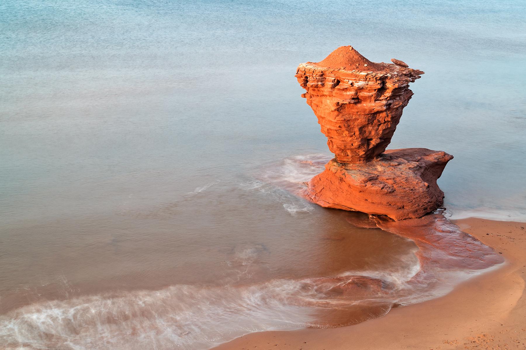 Teapot Rock, Atlantic, Pretty, Scenery, Scene, HQ Photo