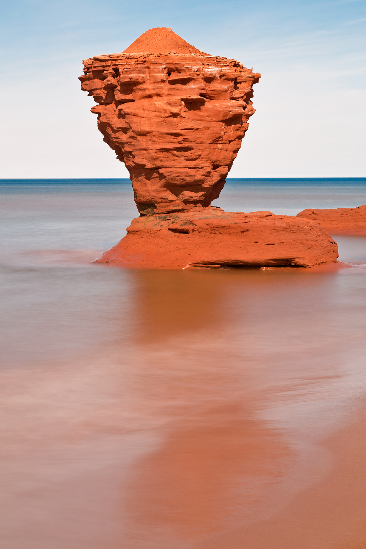 Teapot Rock, Rocks, Rocky, Rock, Red, HQ Photo
