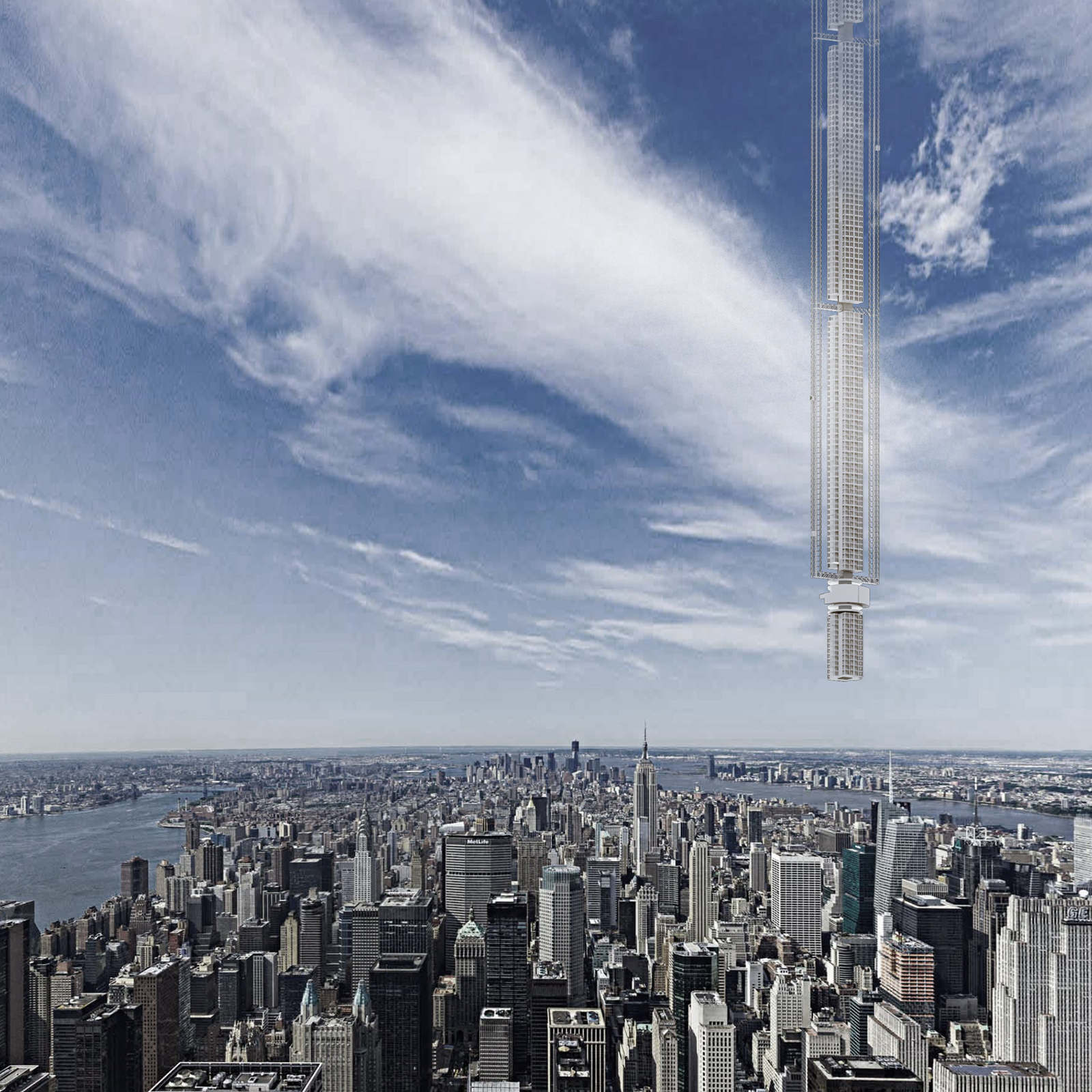 The Analemma Tower is literally out of this world - CNN Style