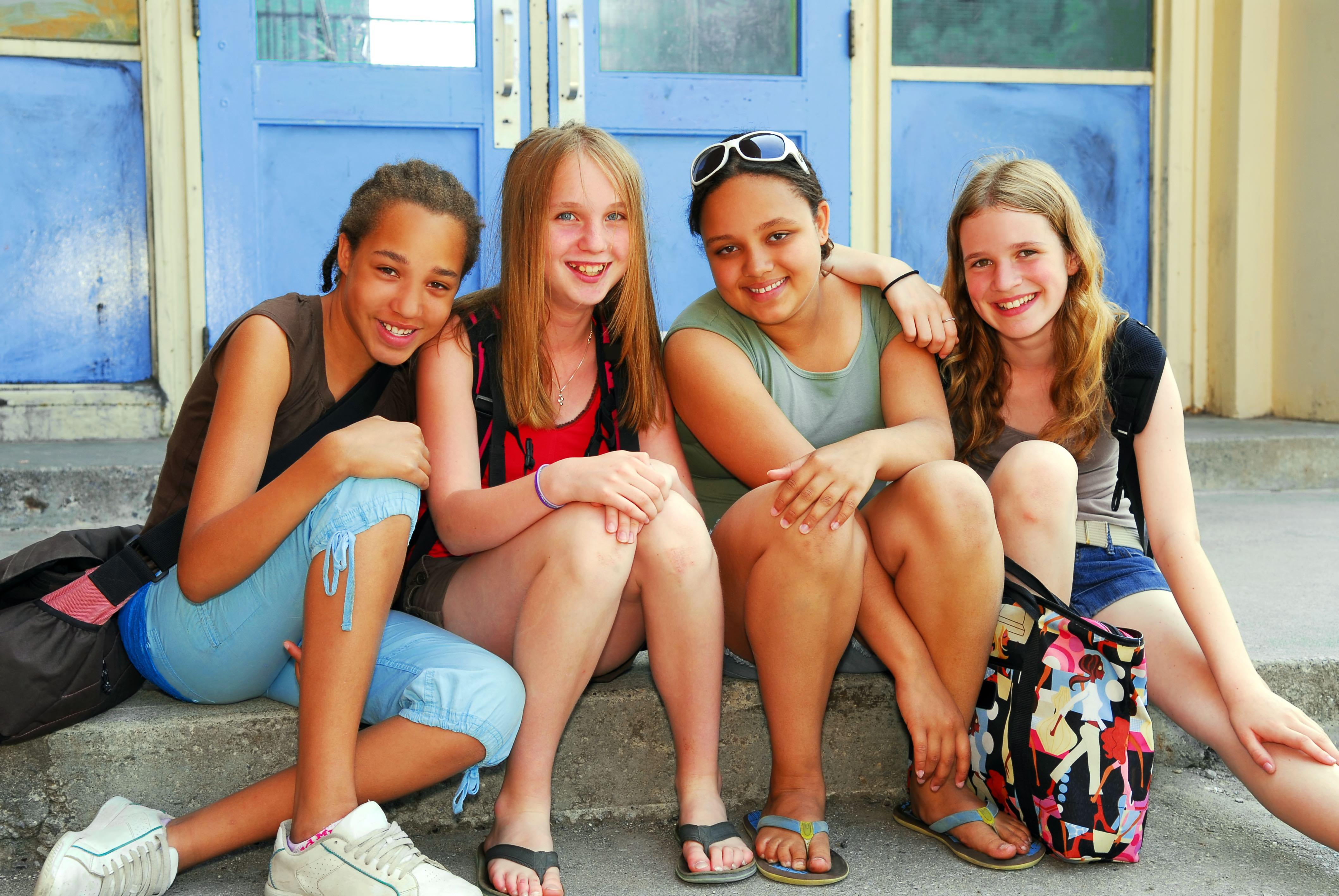 Teen Classes - Impact Bay Area