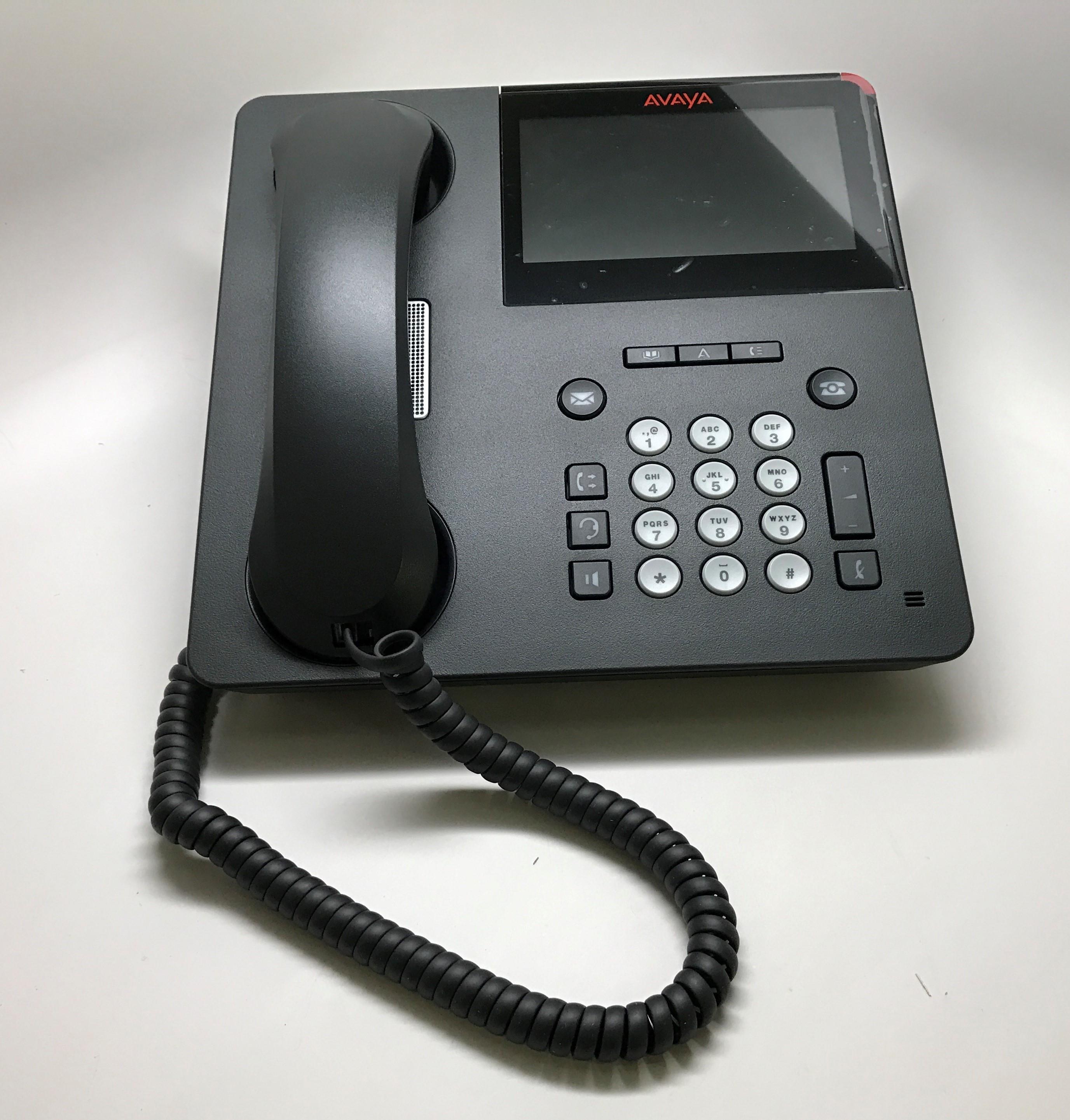 Avaya 9641GS IP Telephone – Avxa Technology LLC