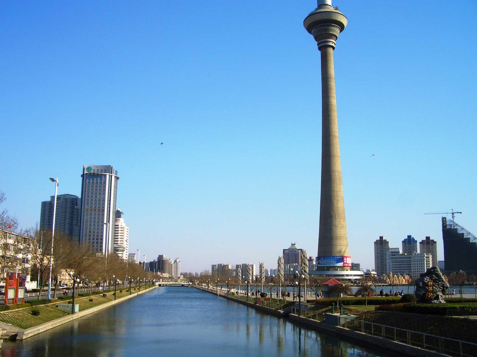 Tianjin Radio and Television Tower, China | CruiseBe