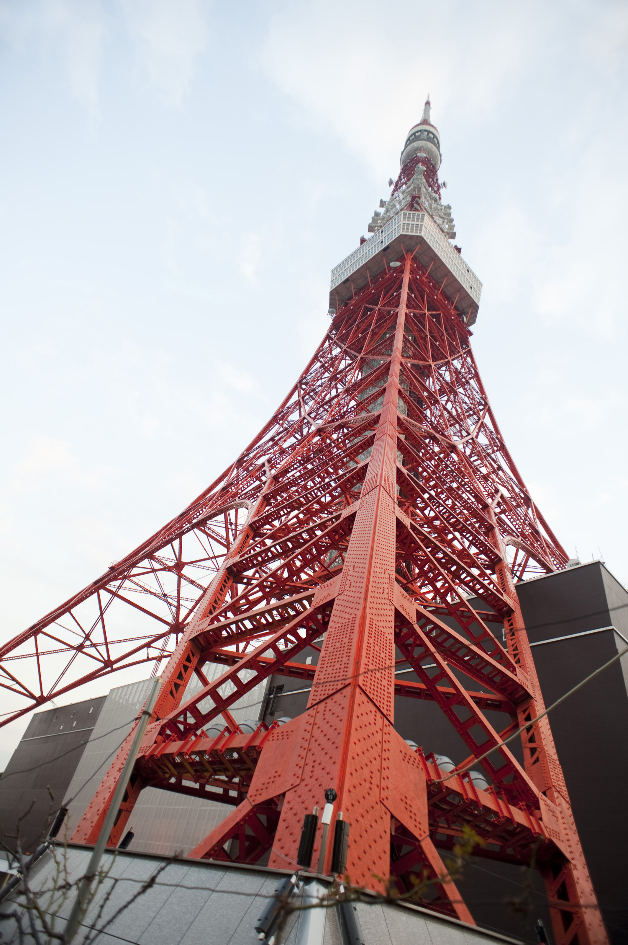 Free Stock Photo 6135 tokyo tv tower | freeimageslive