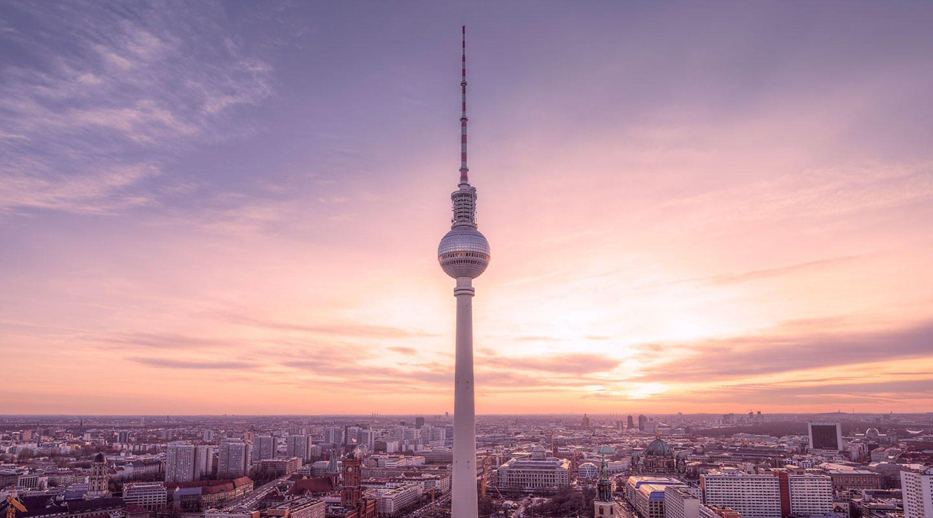 Berlin TV tower - M56 Group
