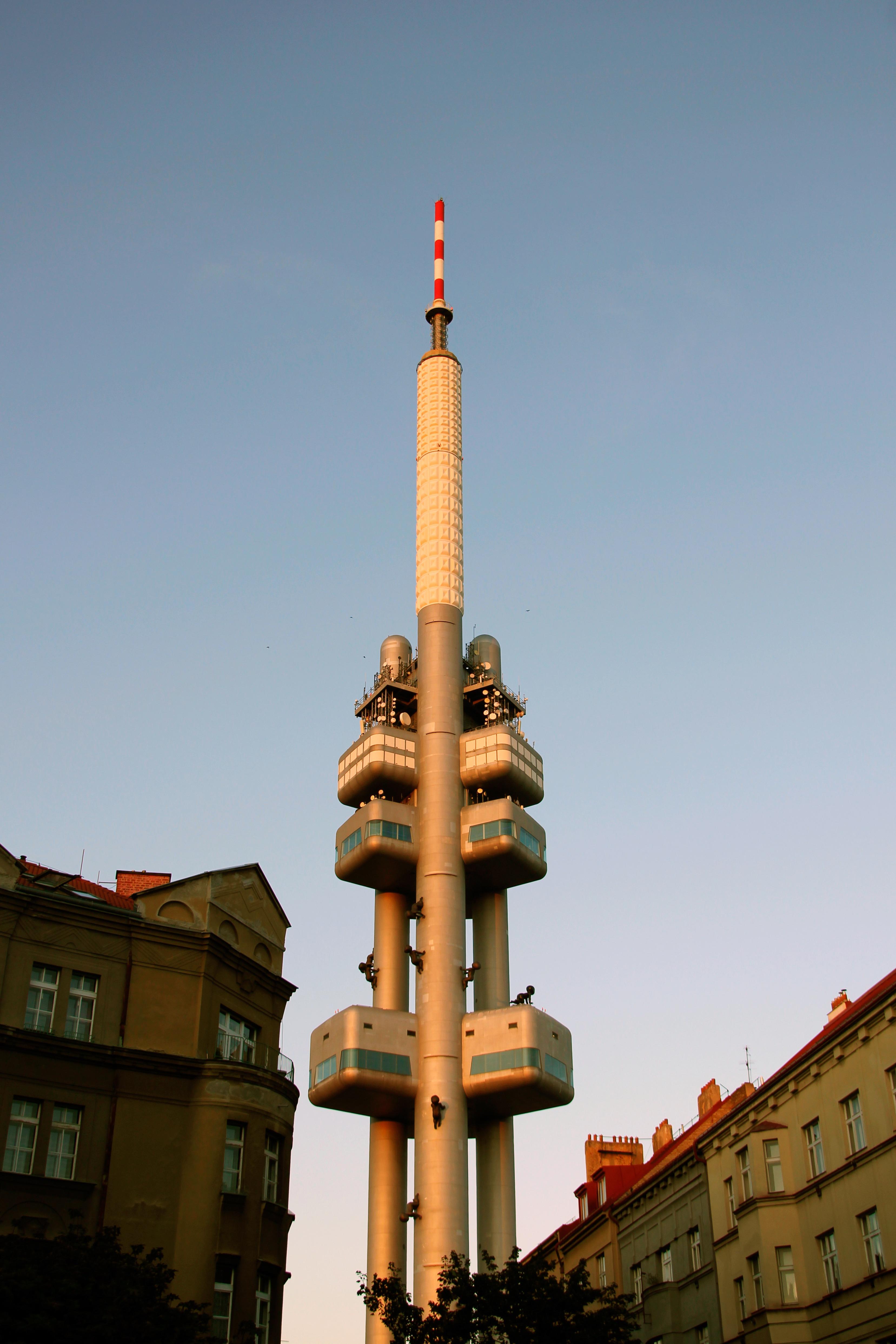 television tower, Antenna, Tall, Radio, Reception, HQ Photo