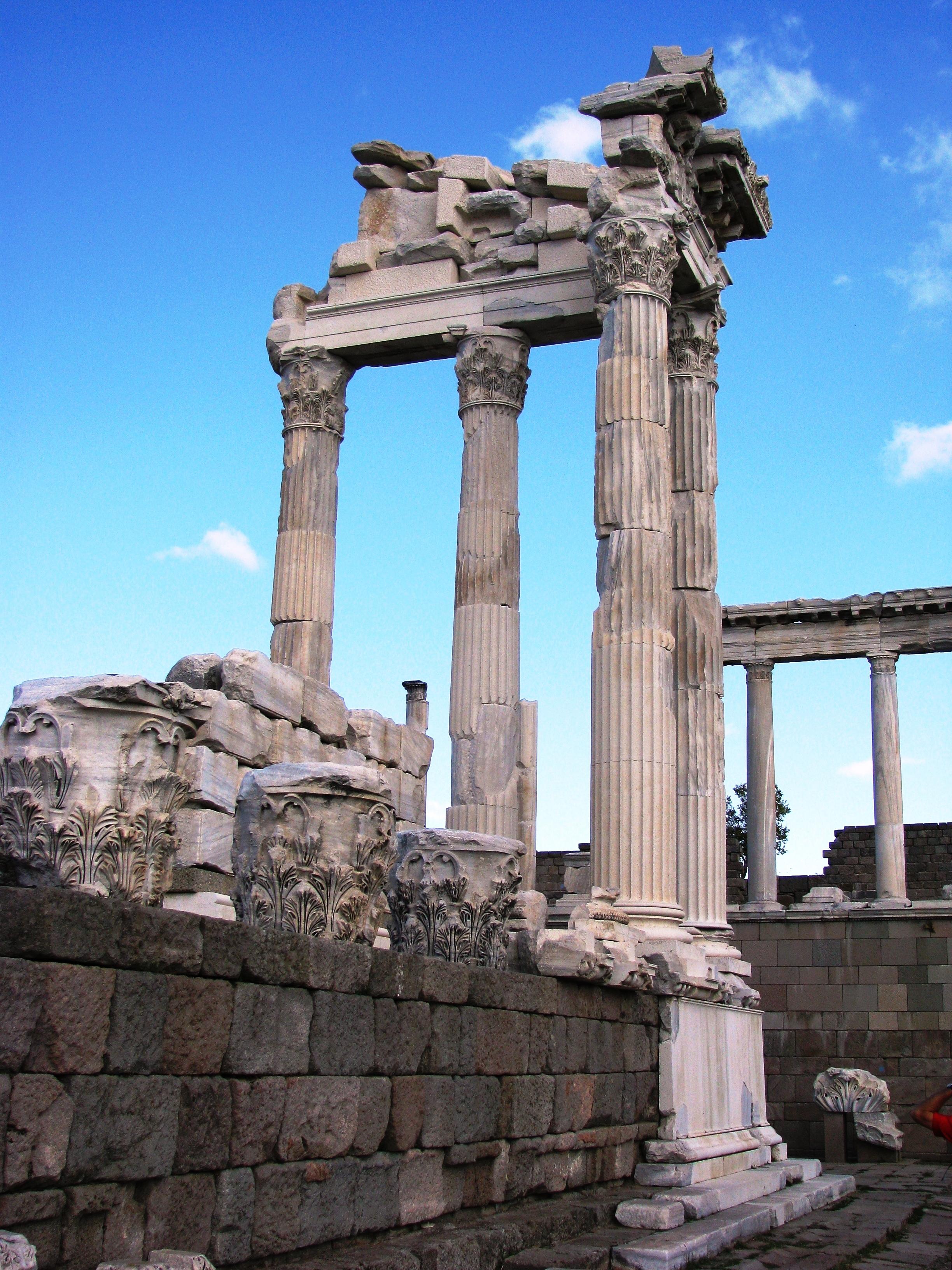 Pergamon Columns