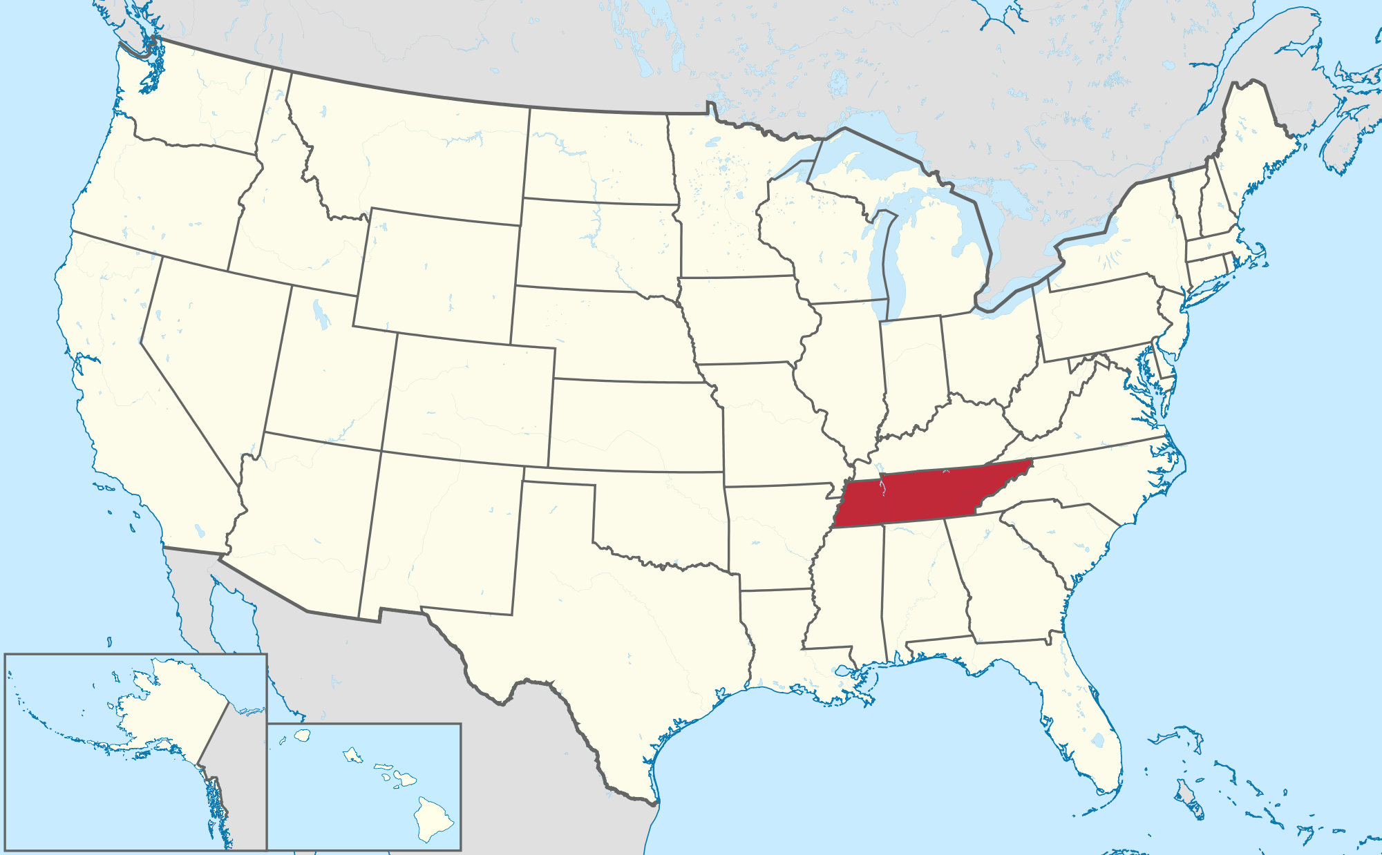 Tennessee - Wikipedia