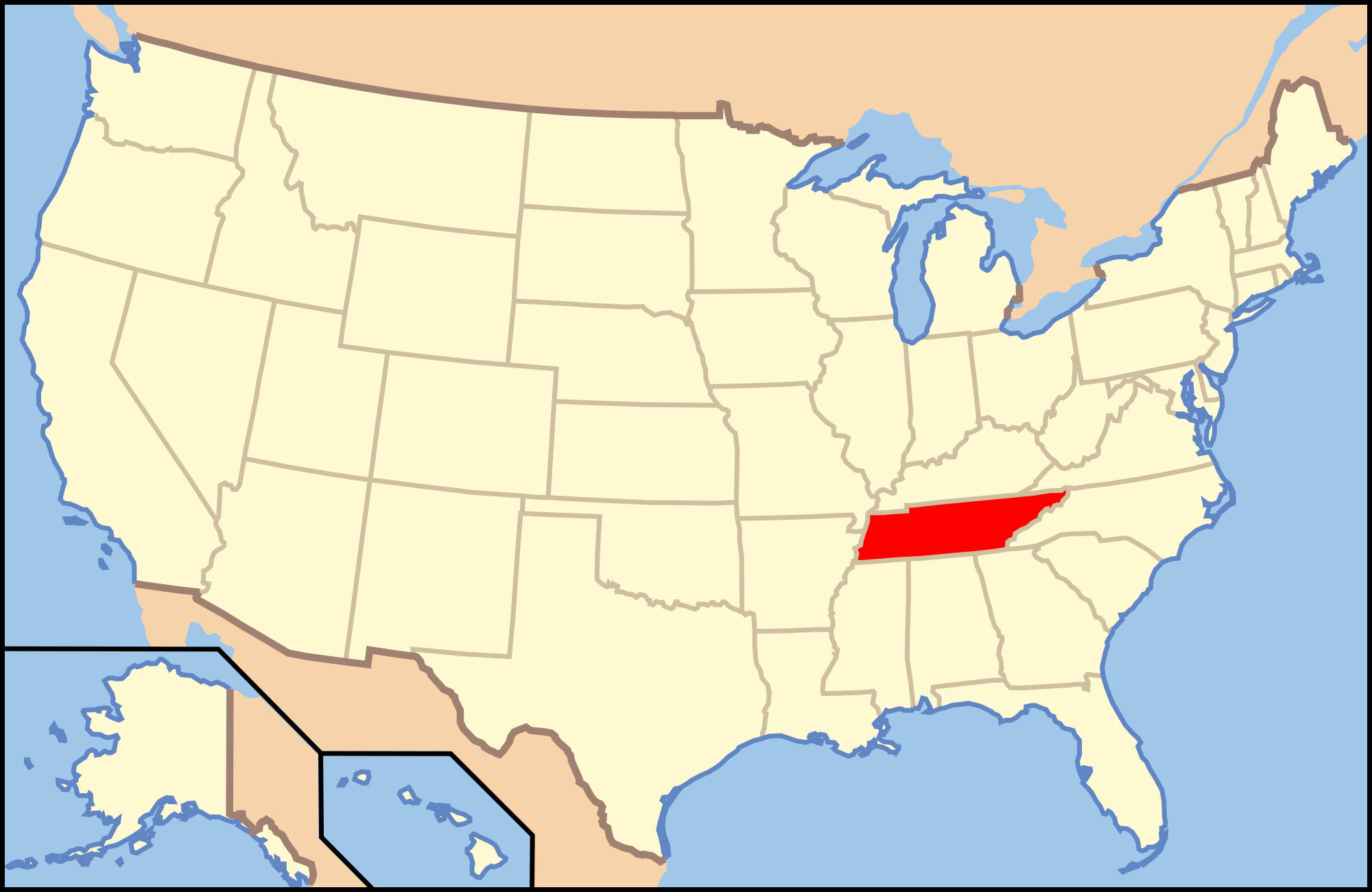 Index of Tennessee-related articles - Wikipedia