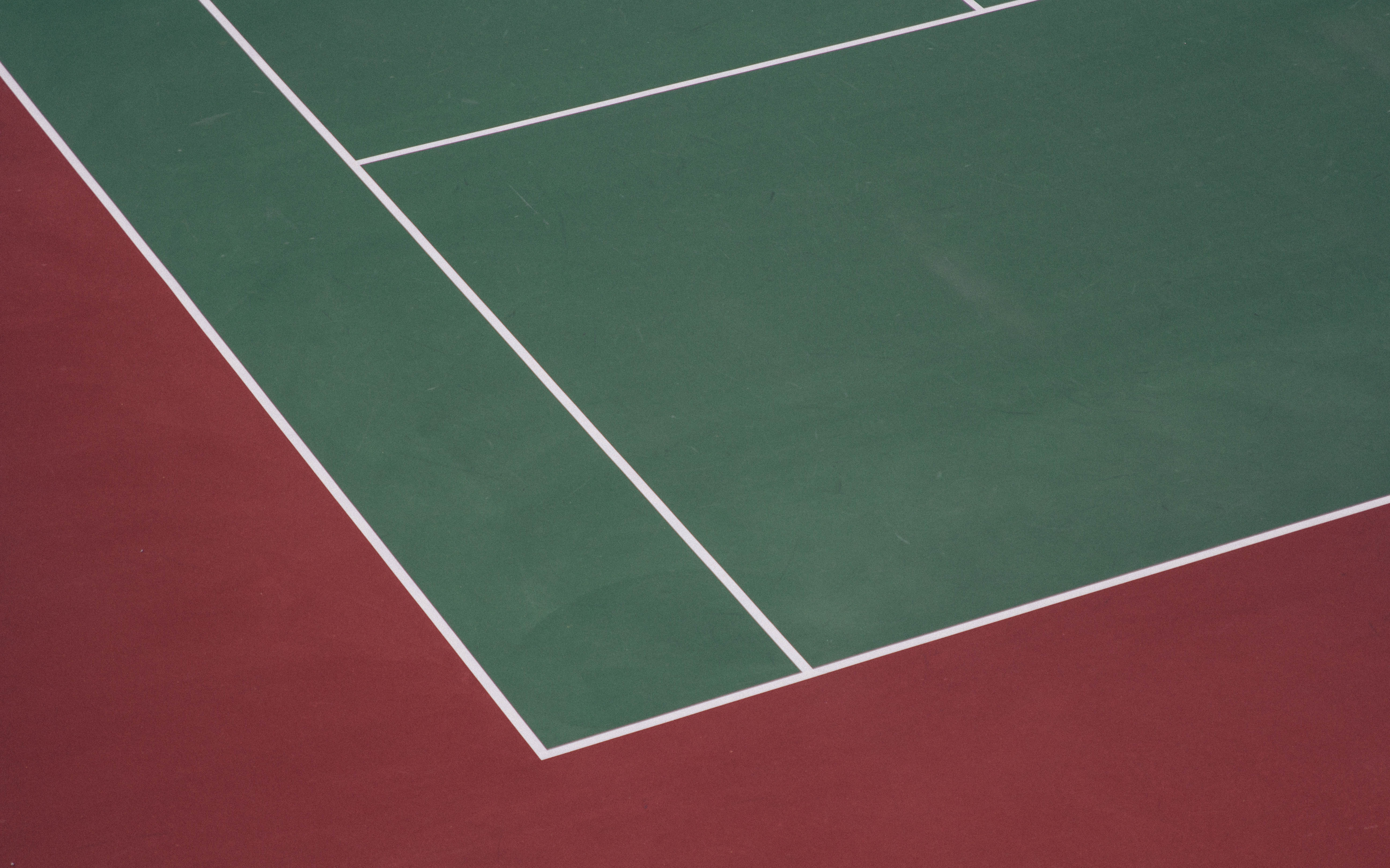 Tennis Court, Court, Hard, Hardcourt, Sport, HQ Photo