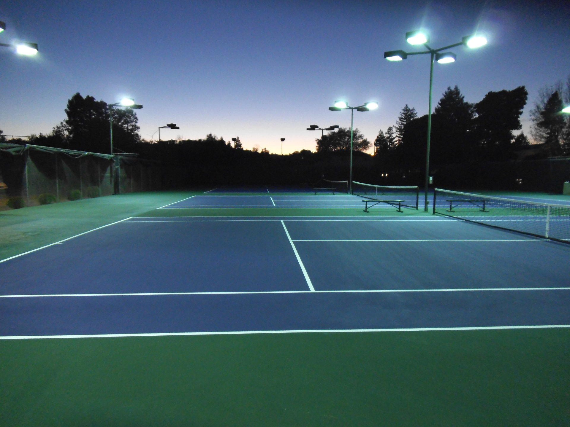 Sport Court Repair for Napa, Sacramento & Menlo Park, CA | Tennis ...
