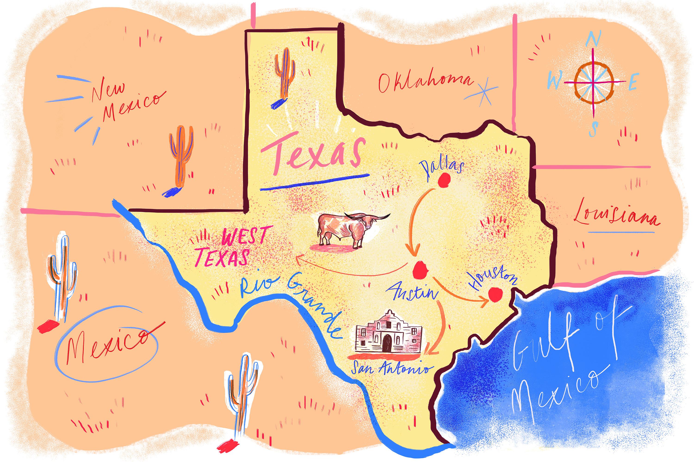 Texas - ChannelVision Magazine