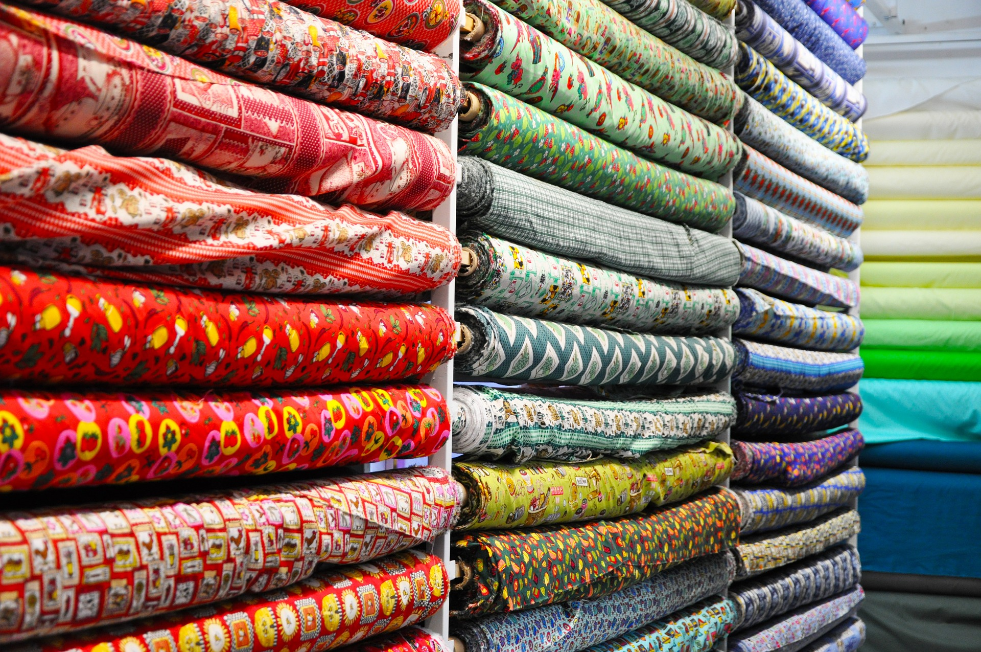 Textile industry photo